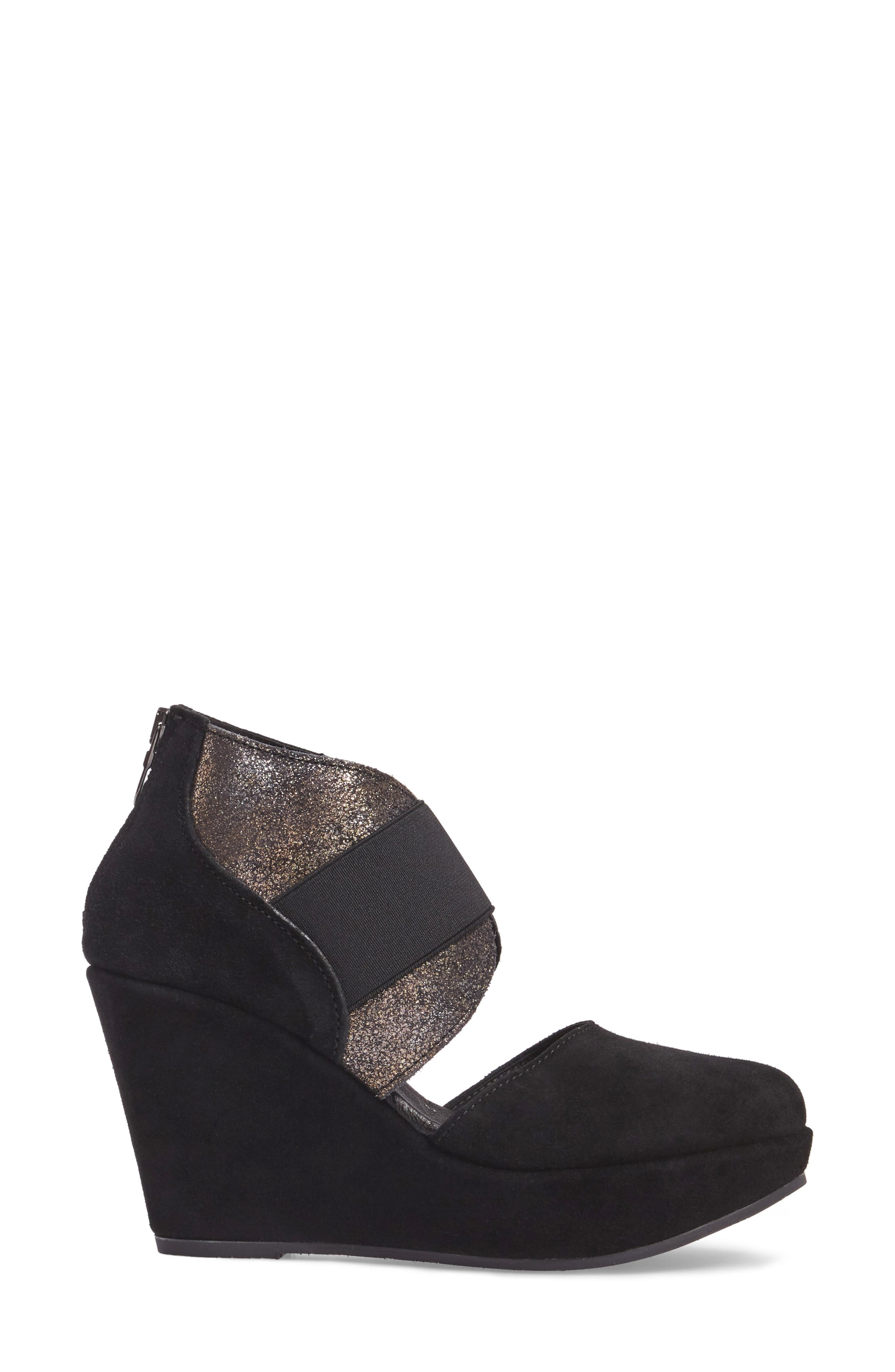 Alternate Image 3  - Cordani Raine Platform Wedge (Women)
