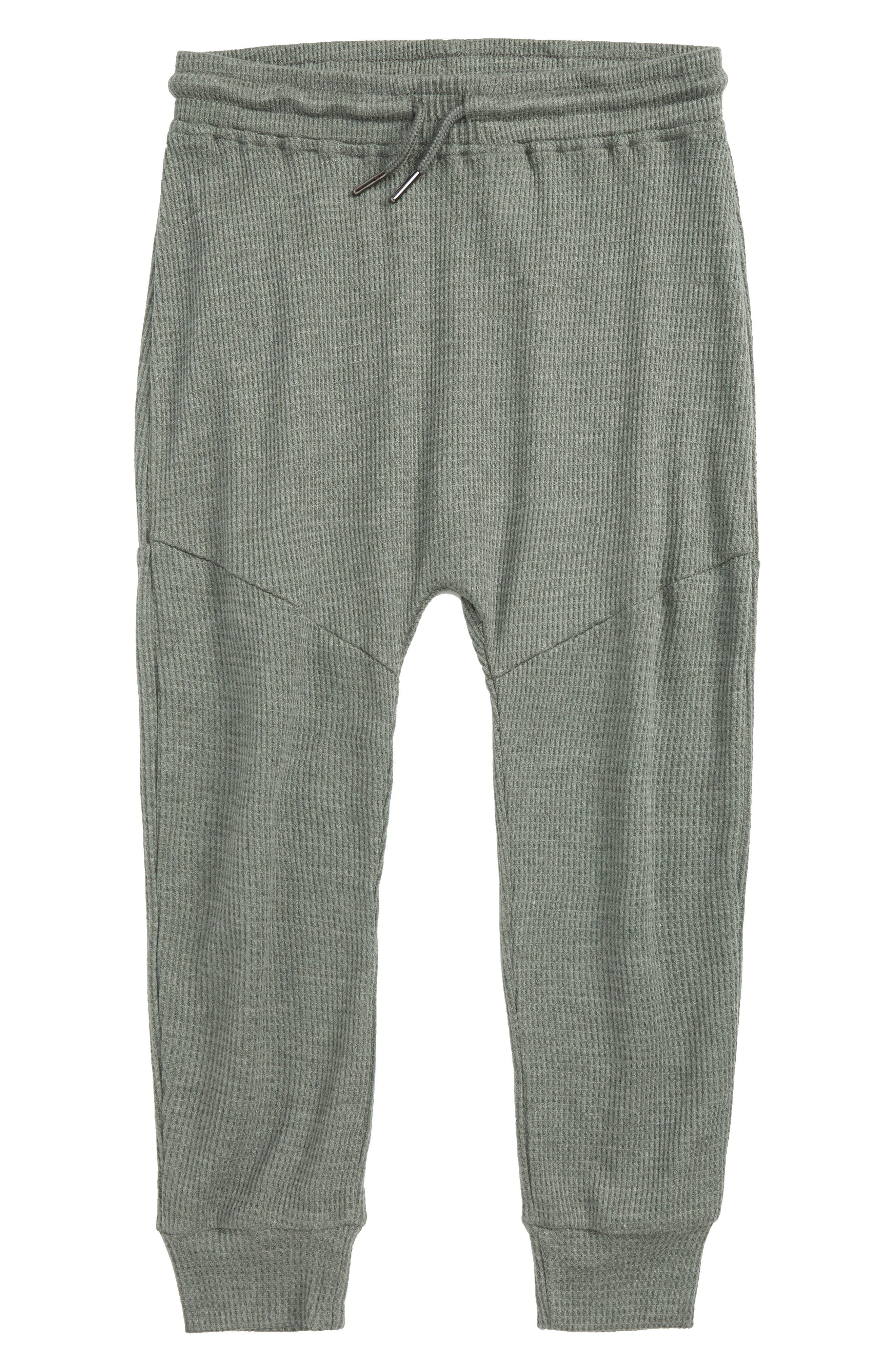 Alternate Image 1 Selected - Superism Jude Thermal Knit Jogger Pants (Big Boys)