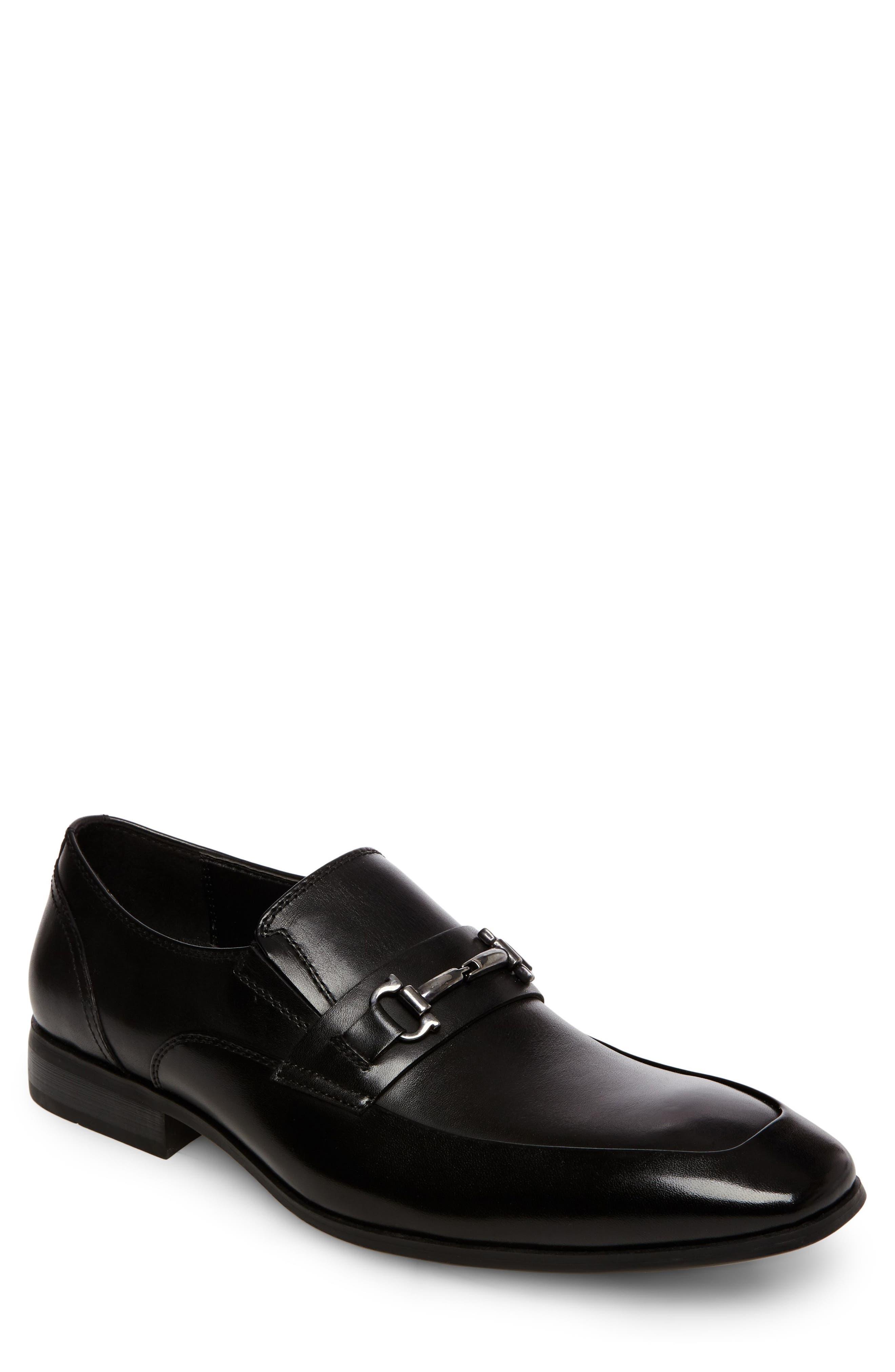Mendal Bit Loafer,                         Main,                         color, Black