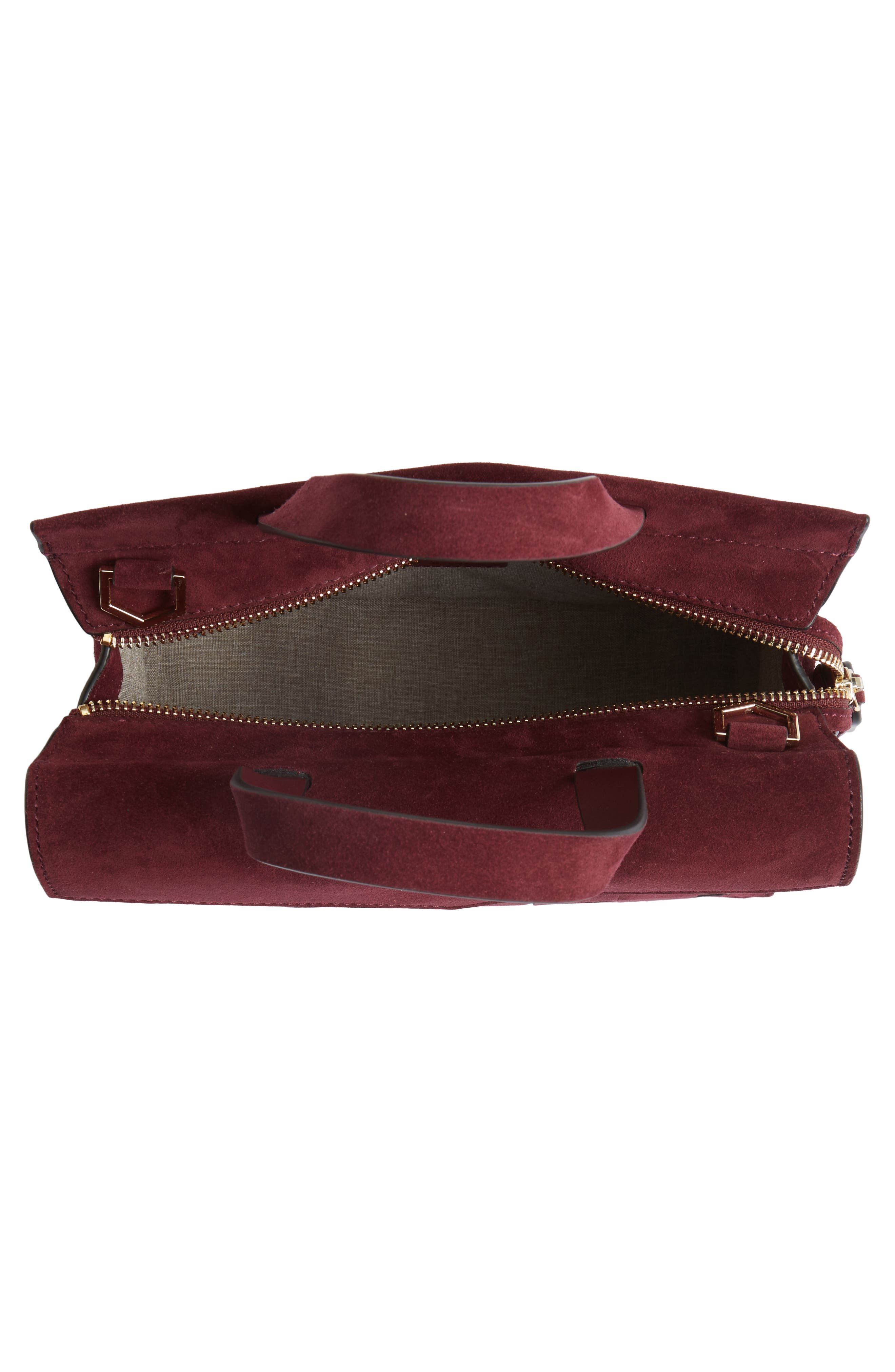 Alternate Image 3  - WELDEN Small Voyager Leather Convertible Satchel