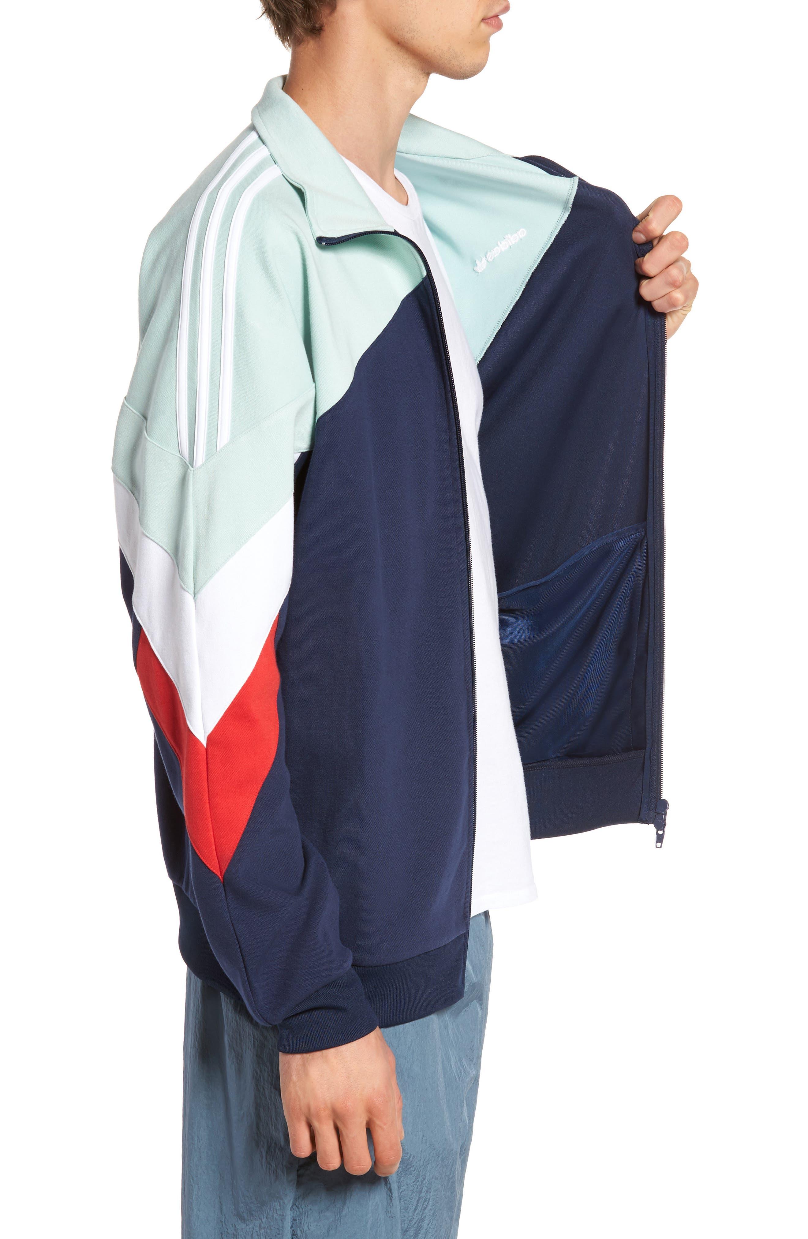 Alternate Image 3  - adidas Originals Palmeston Track Jacket