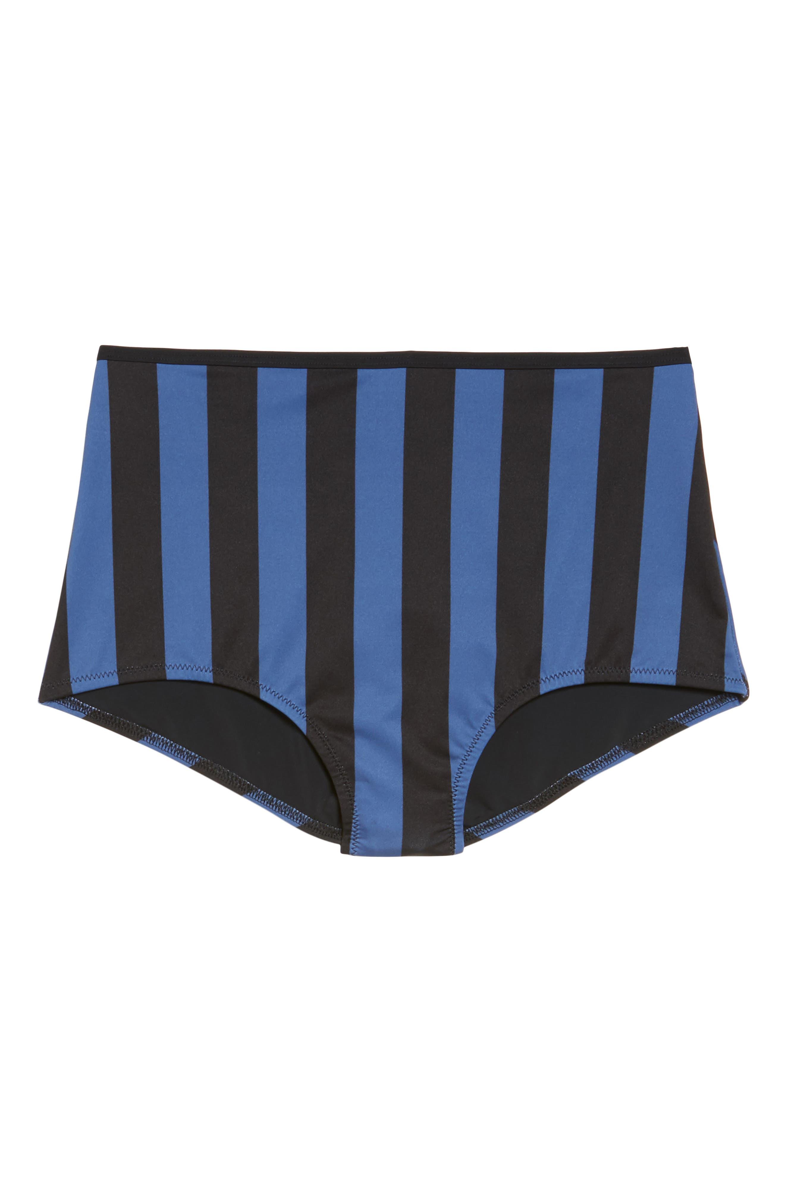 Alternate Image 6  - Solid & Striped The Brigitte Swim Briefs