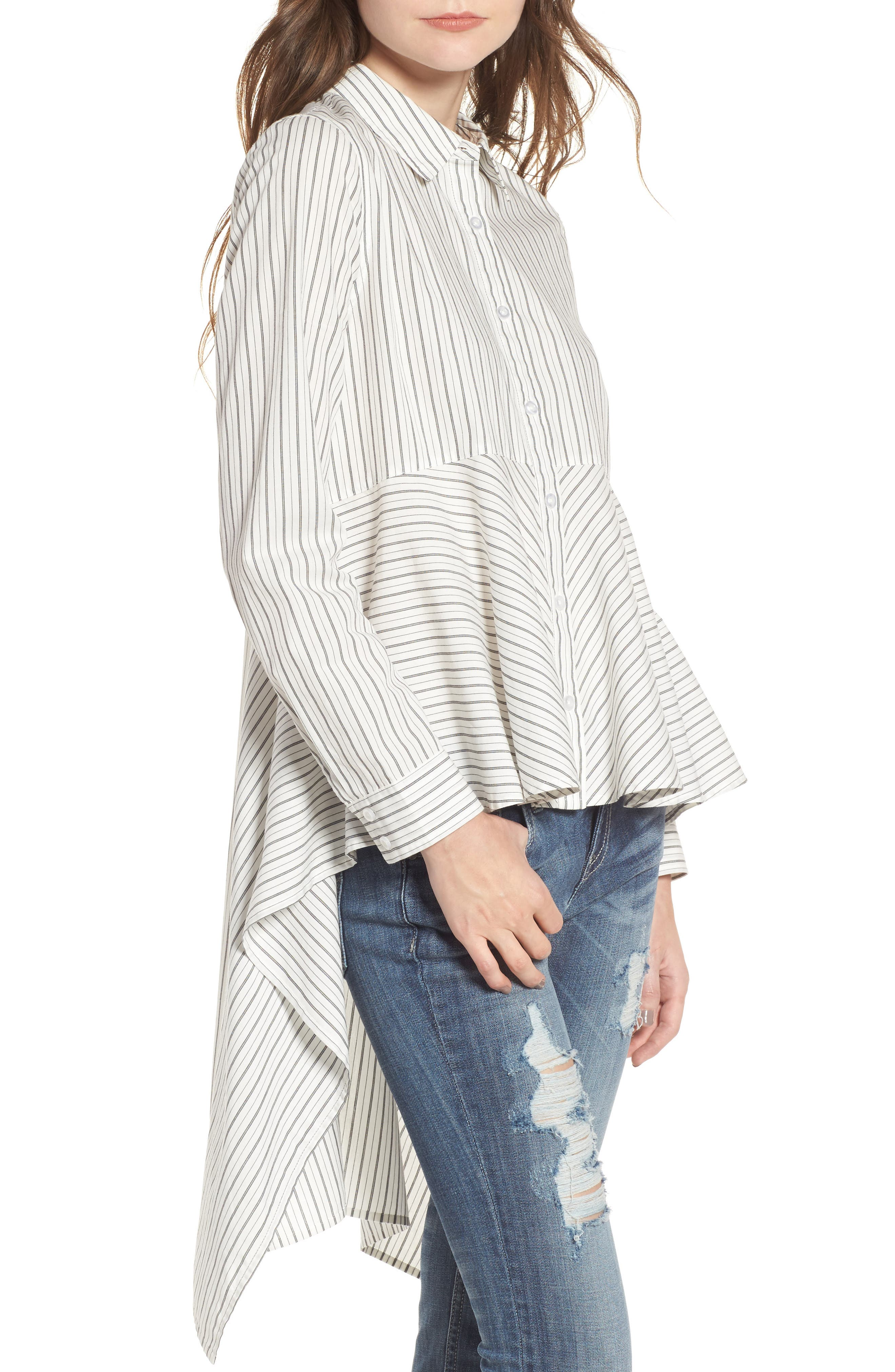 BP. High/Low Tunic Shirt