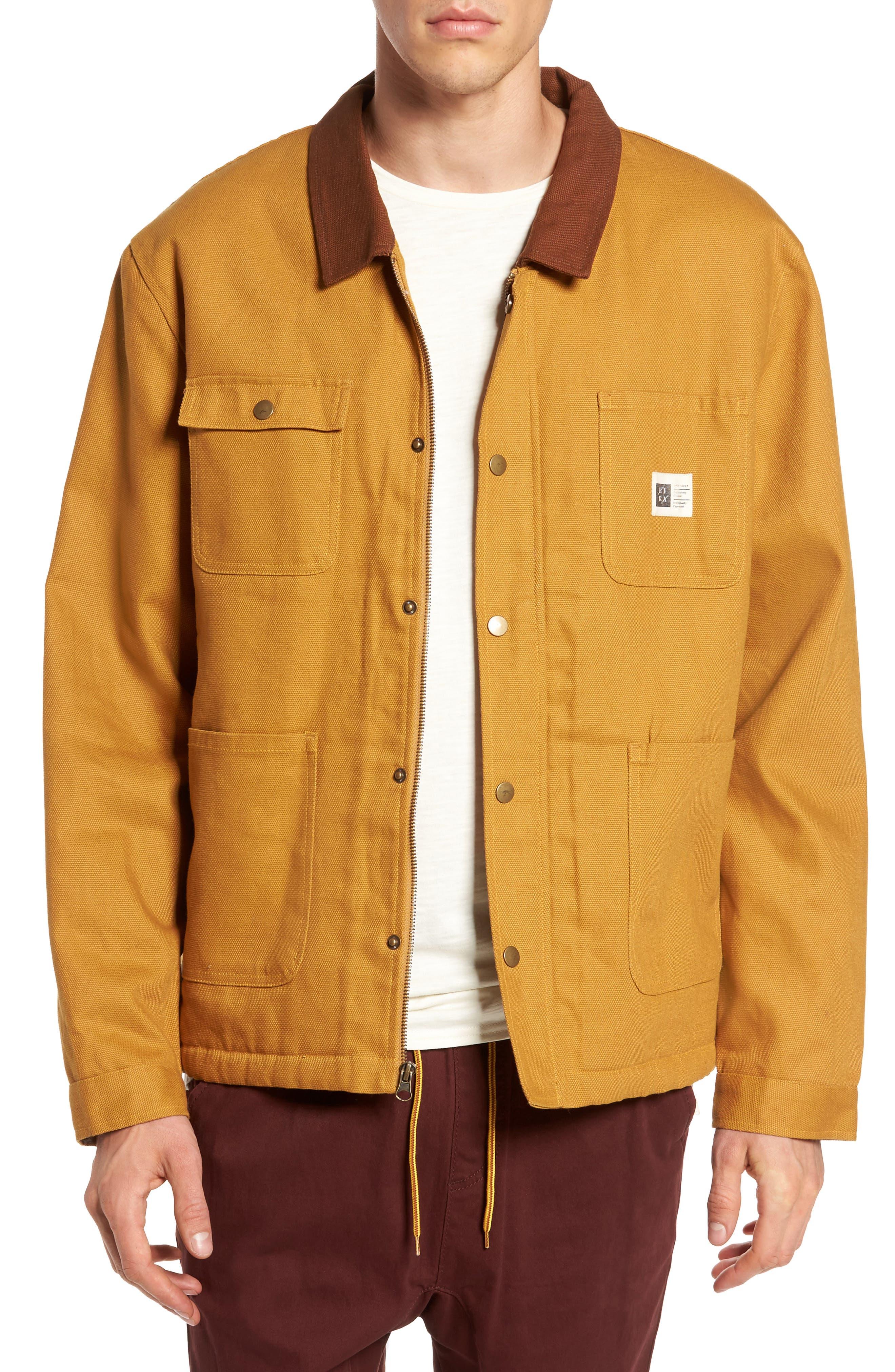 Chandler Jacket,                             Main thumbnail 1, color,                             Khaki