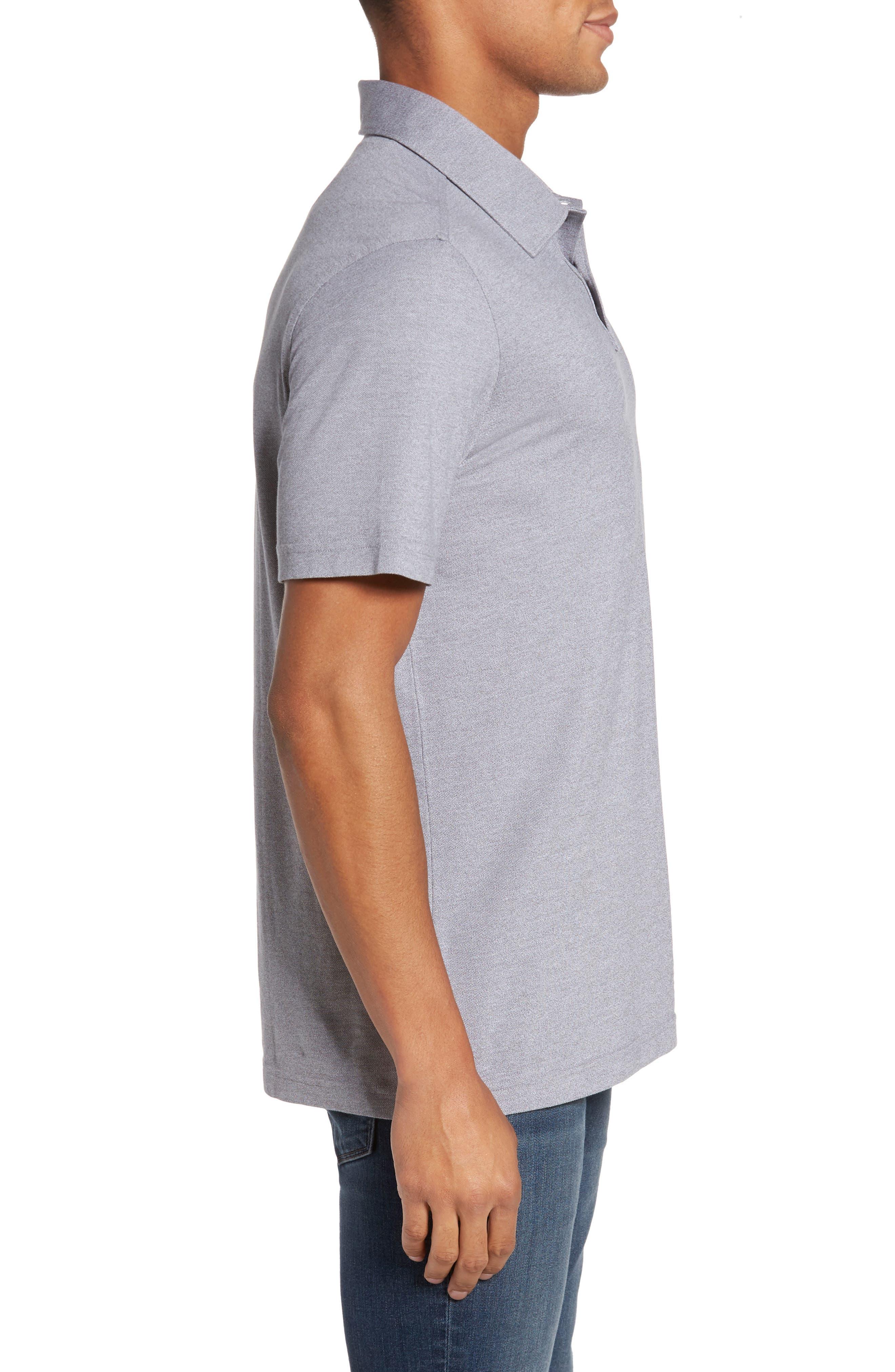 Alternate Image 3  - Nordstrom Men's Shop Regular Fit Polo