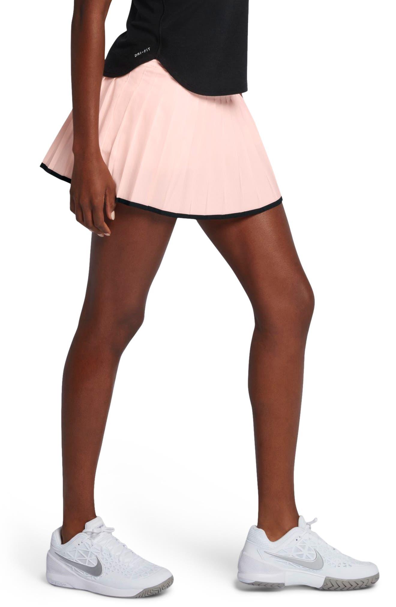 Alternate Image 3  - Nike Women's Court Victory Tennis Skirt