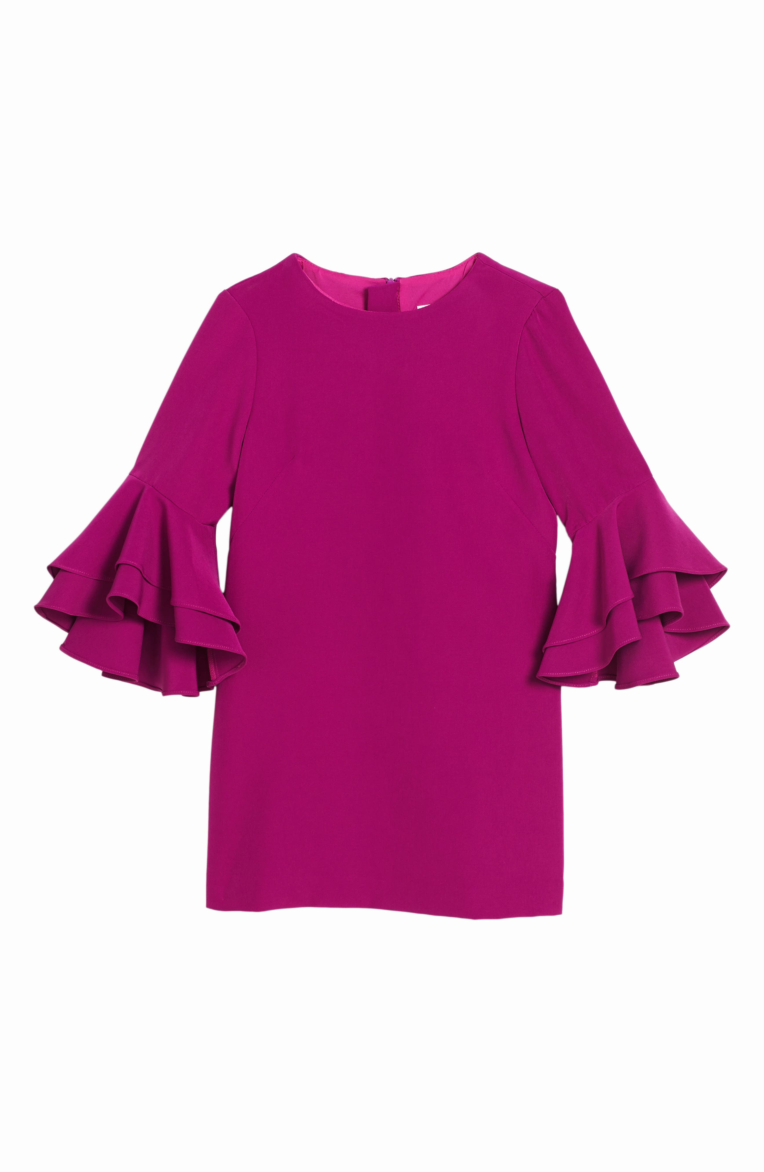 Nicola Dress,                         Main,                         color, Berry