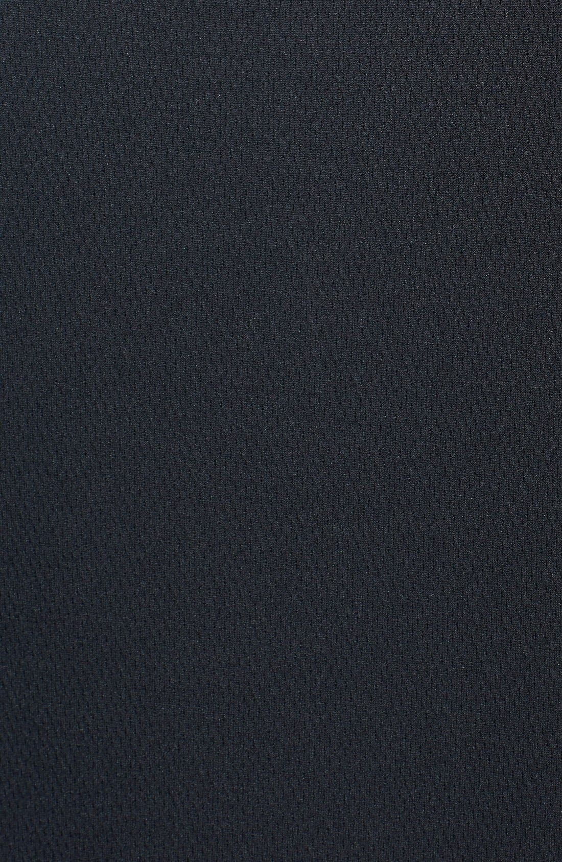 Alternate Image 3  - Cutter & Buck Pittsburgh Steelers - Edge DryTec Moisture Wicking Half Zip Pullover