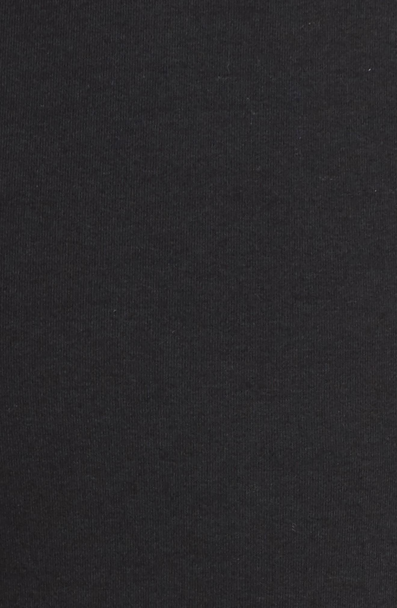 Lounge Jogger Pants,                             Alternate thumbnail 8, color,                             Black