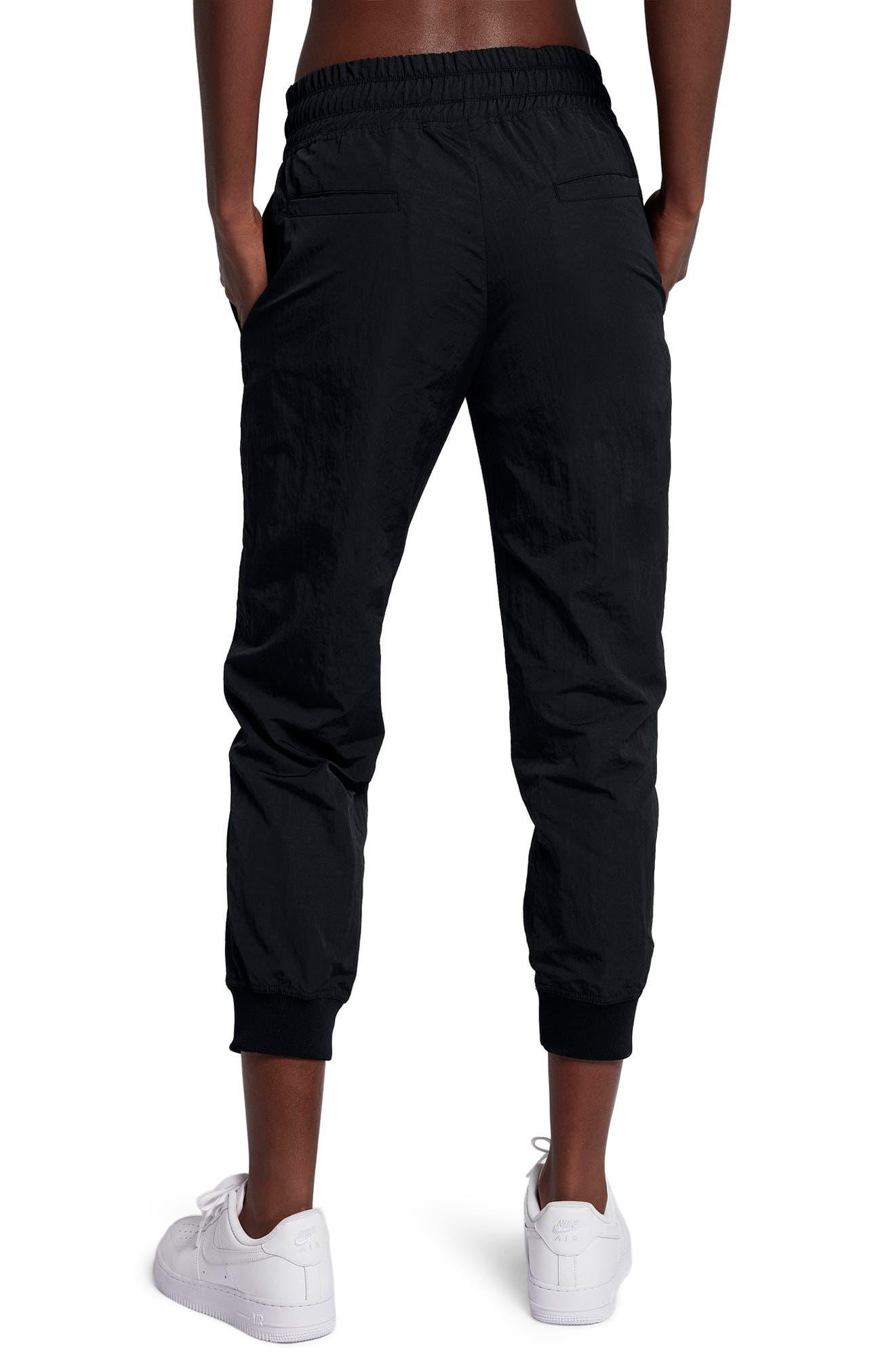 Alternate Image 2  - Nike Air Drawstring Sweatpants