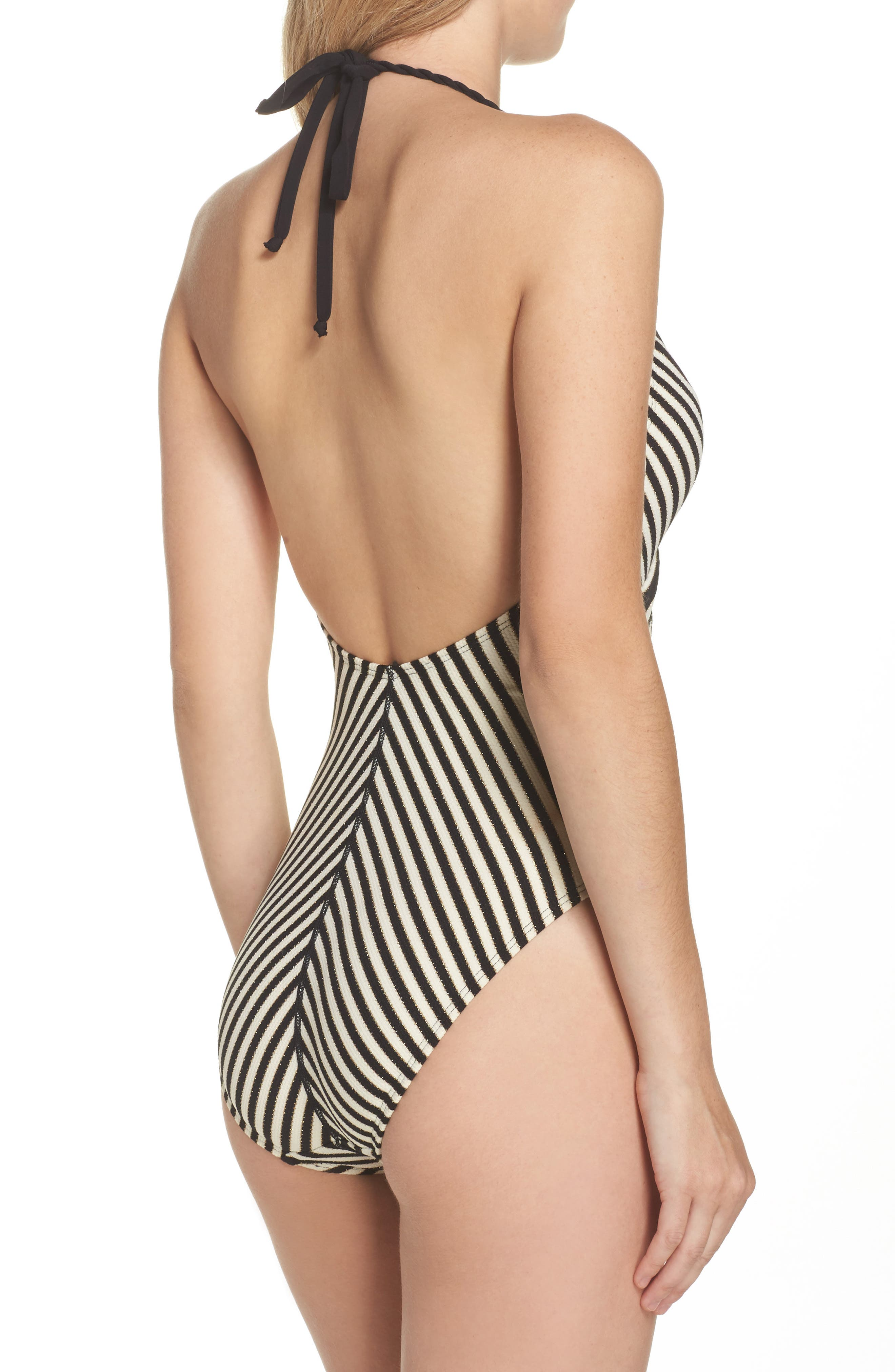 Alternate Image 3  - Robin Piccone Carmen One-Piece Swimsuit