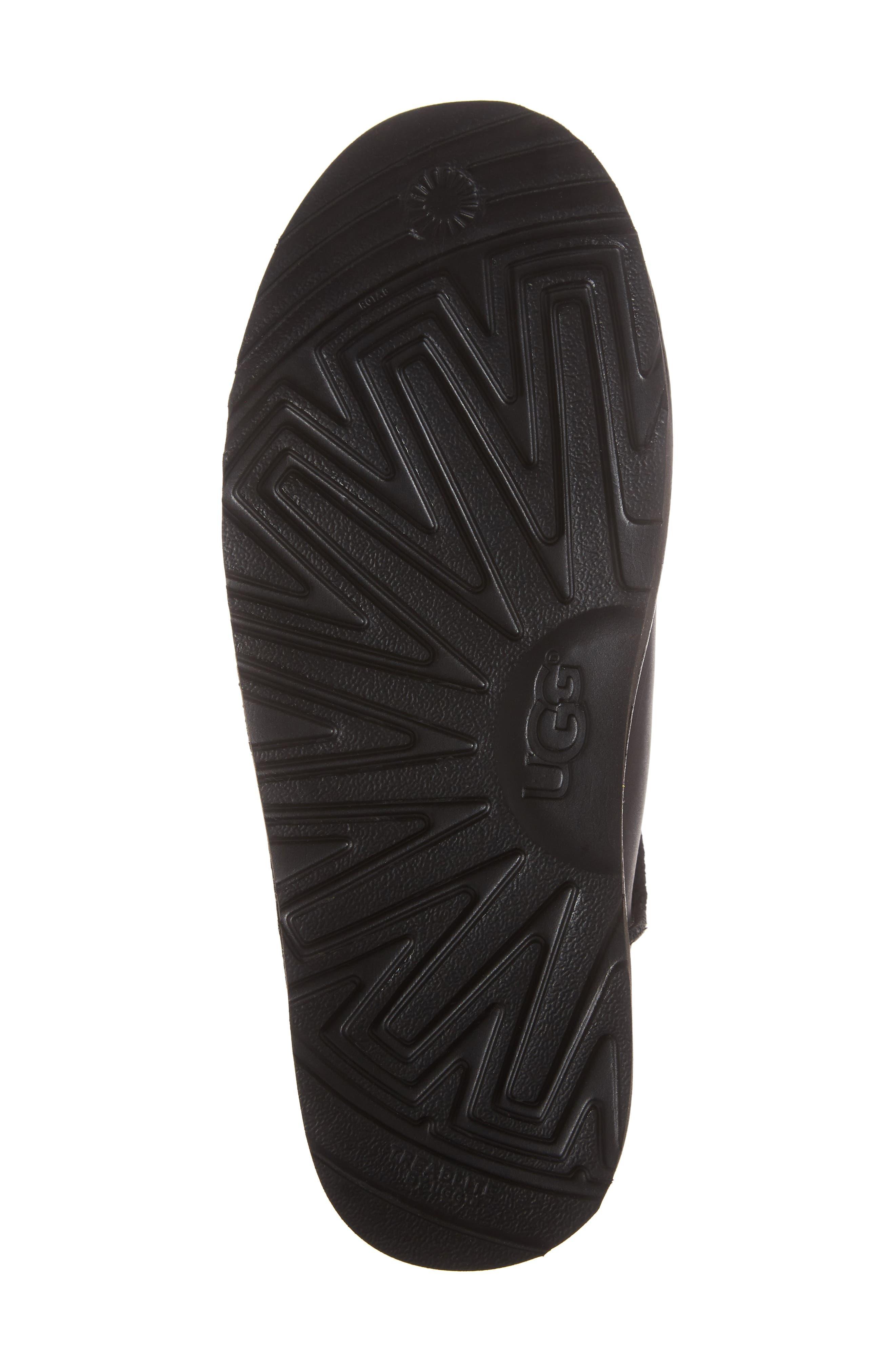 Classic Waterproof Boot,                             Alternate thumbnail 6, color,                             Black