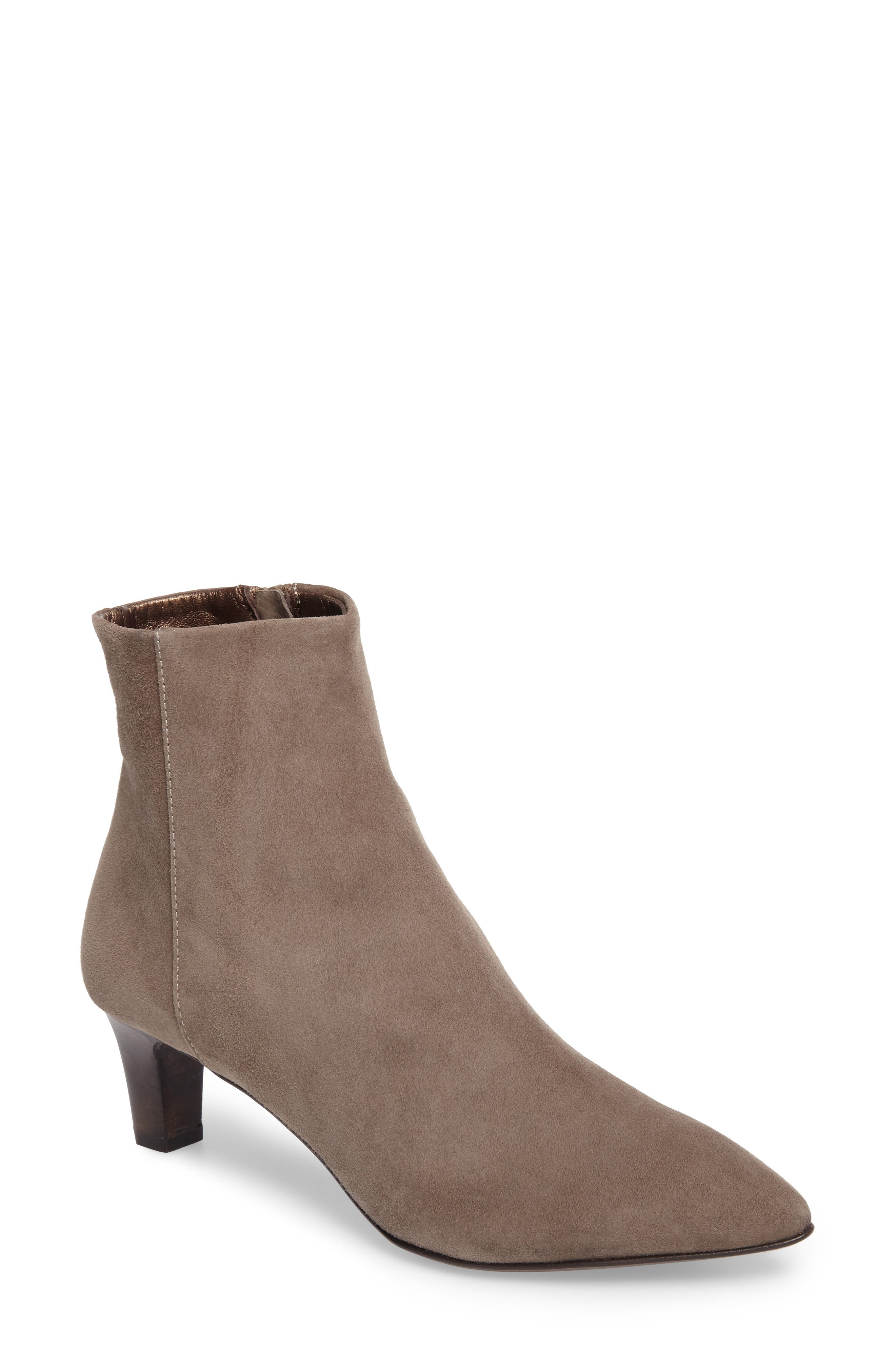 AG Pointed Toe Bootie (Women)