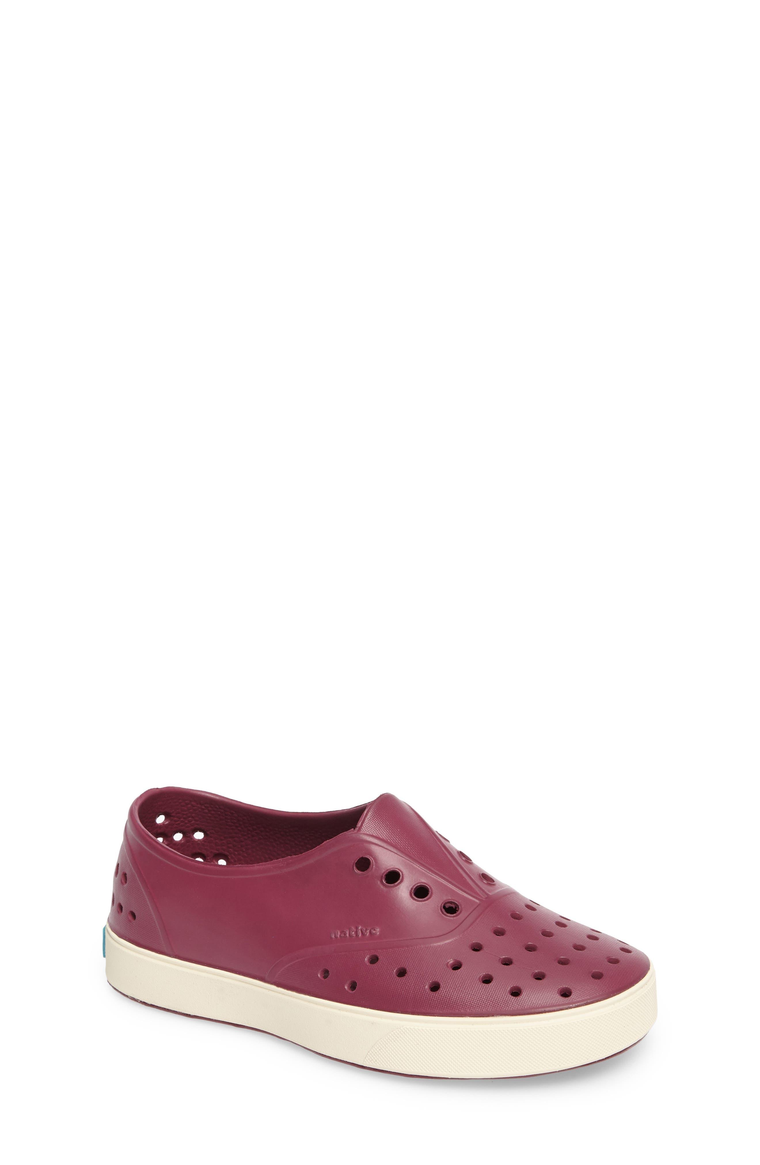 Main Image - Native Shoes Miller Slip-On Sneaker (Walker, Toddler & Little Kid)
