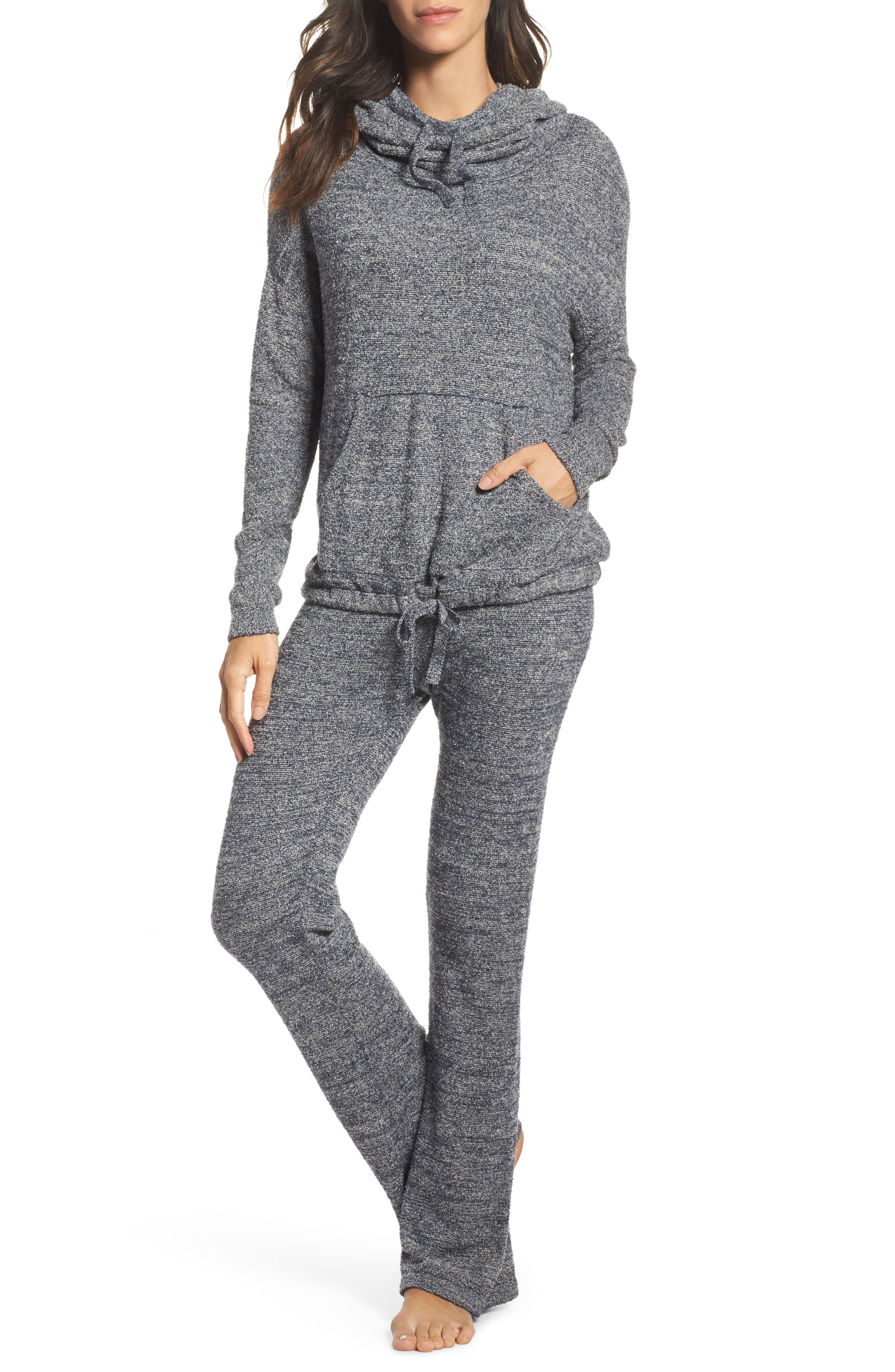 Alternate Image 4  - Barefoot Dreams® Cozychic Lite® Lounge Pants