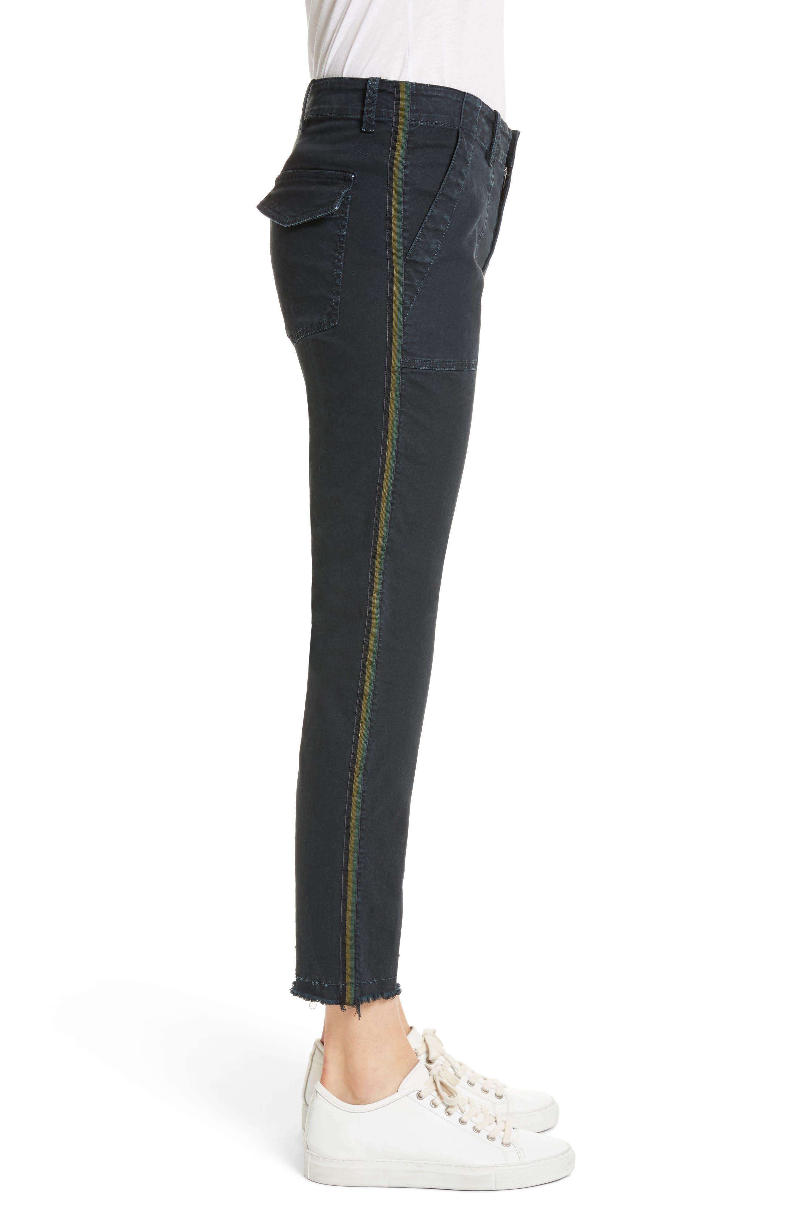 Alternate Image 4  - Nili Lotan Jenna Ankle Pants