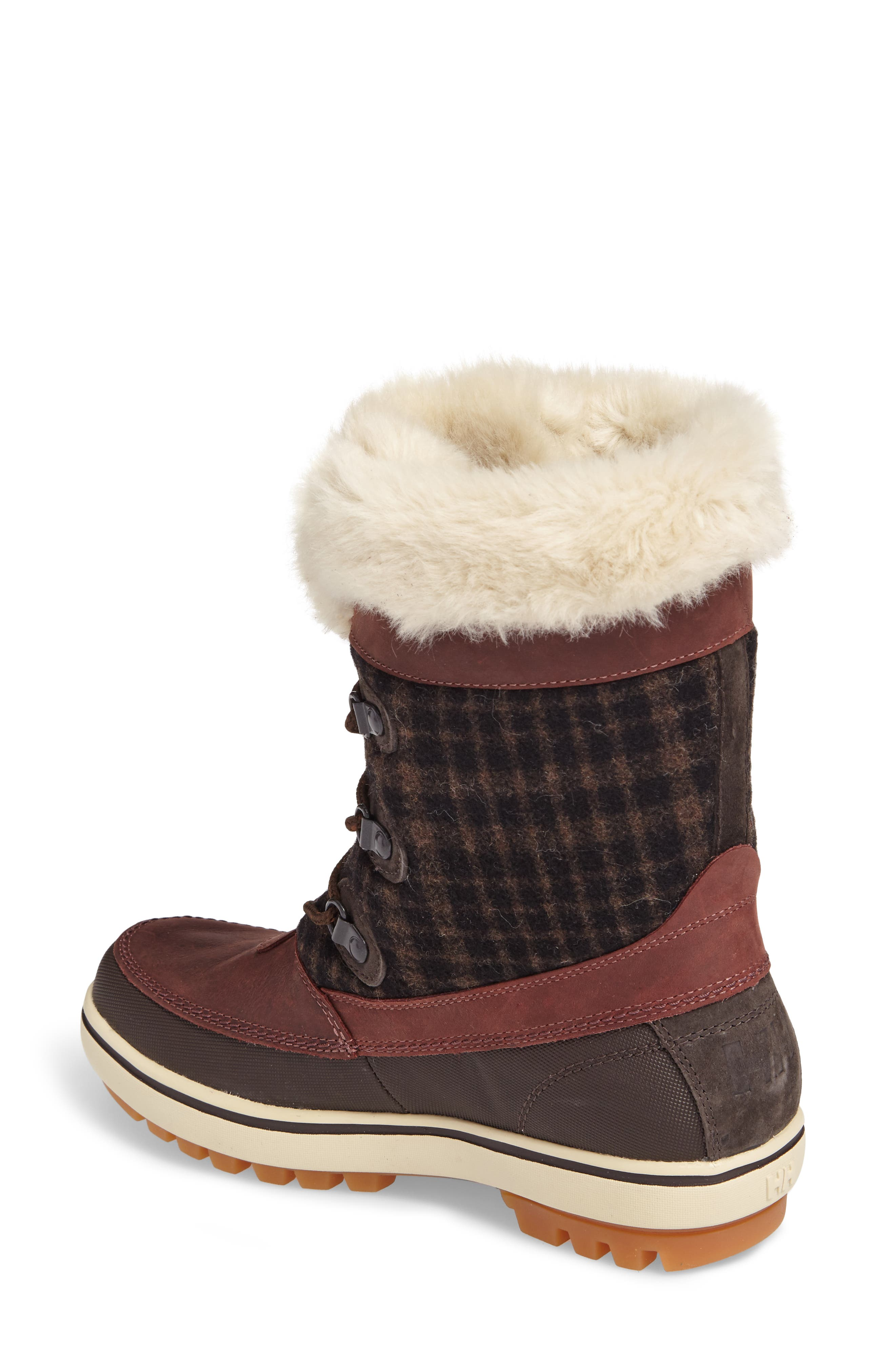 Georgina Snow Boot,                             Alternate thumbnail 2, color,                             Whiskey