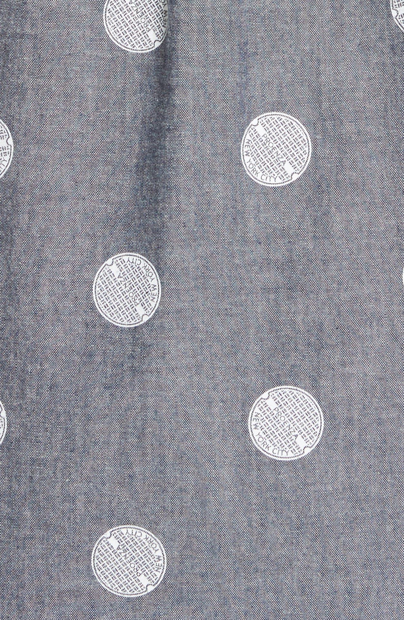 Alternate Image 6  - Proenza Schouler PSWL Polka Dot Top
