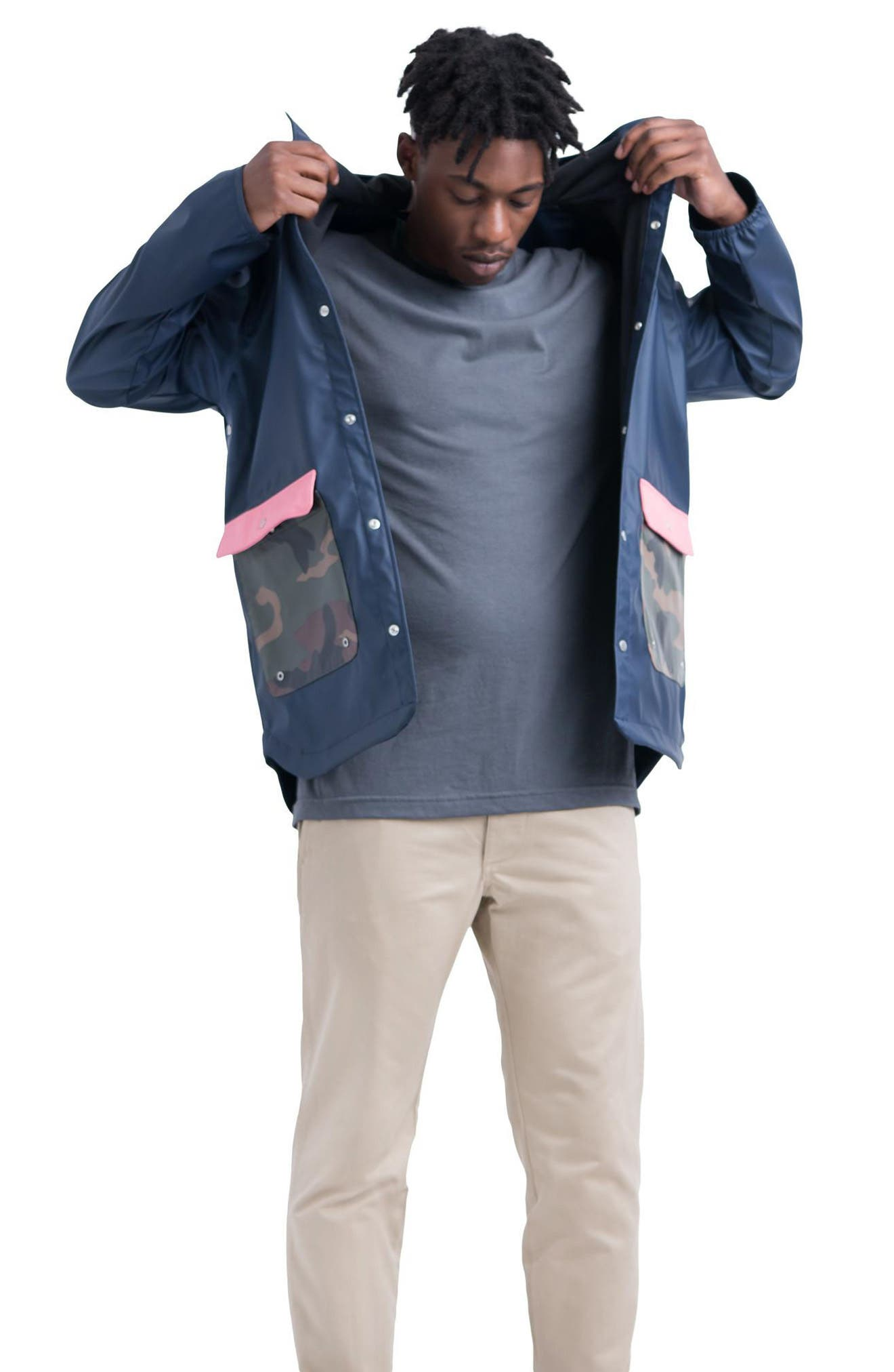 Alternate Image 4  - Herschel Supply Co. Forecast Parka