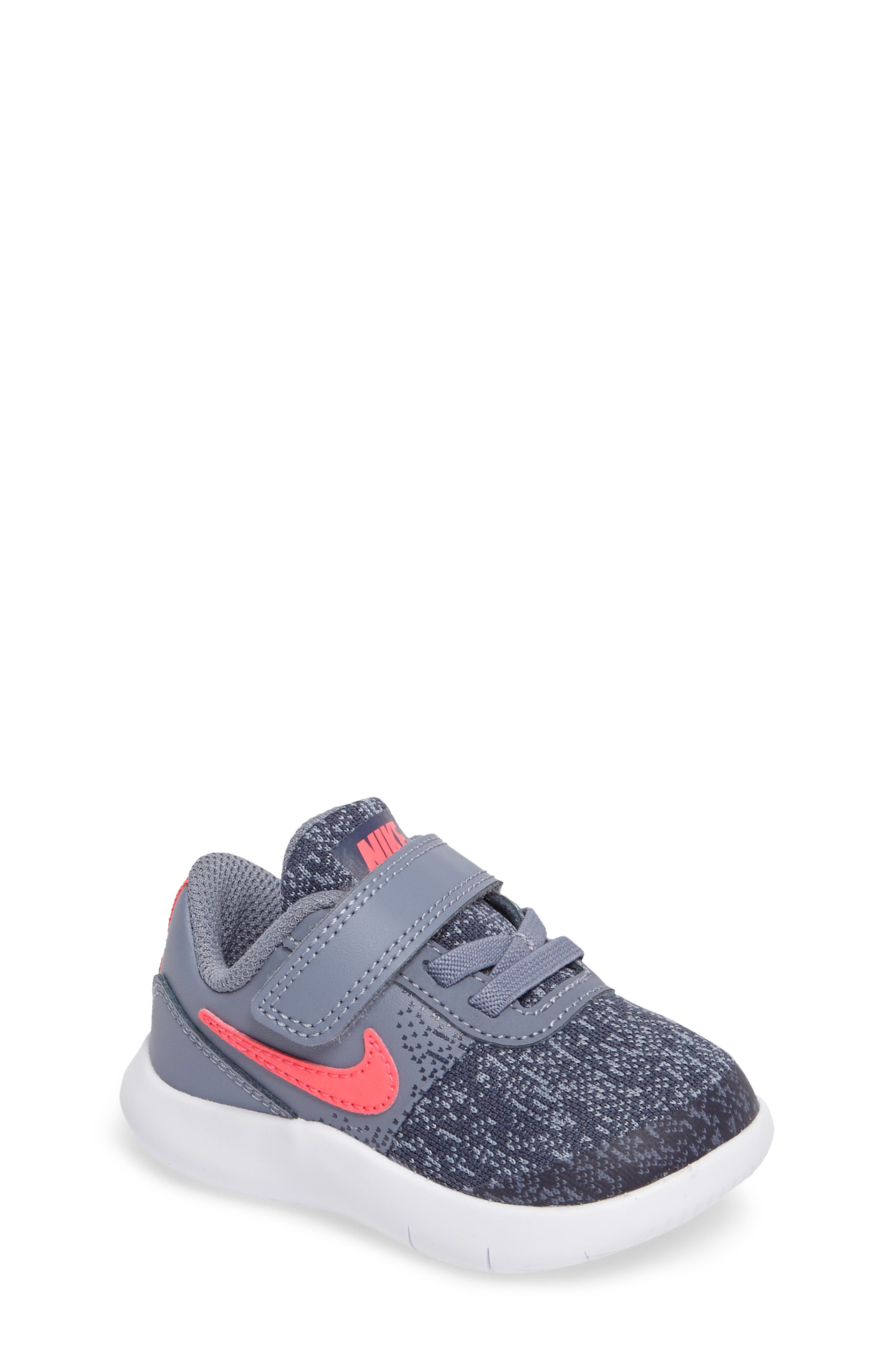 Flex Contact Sneaker,                             Main thumbnail 1, color,                             Racer Pink/ Thunder Blue