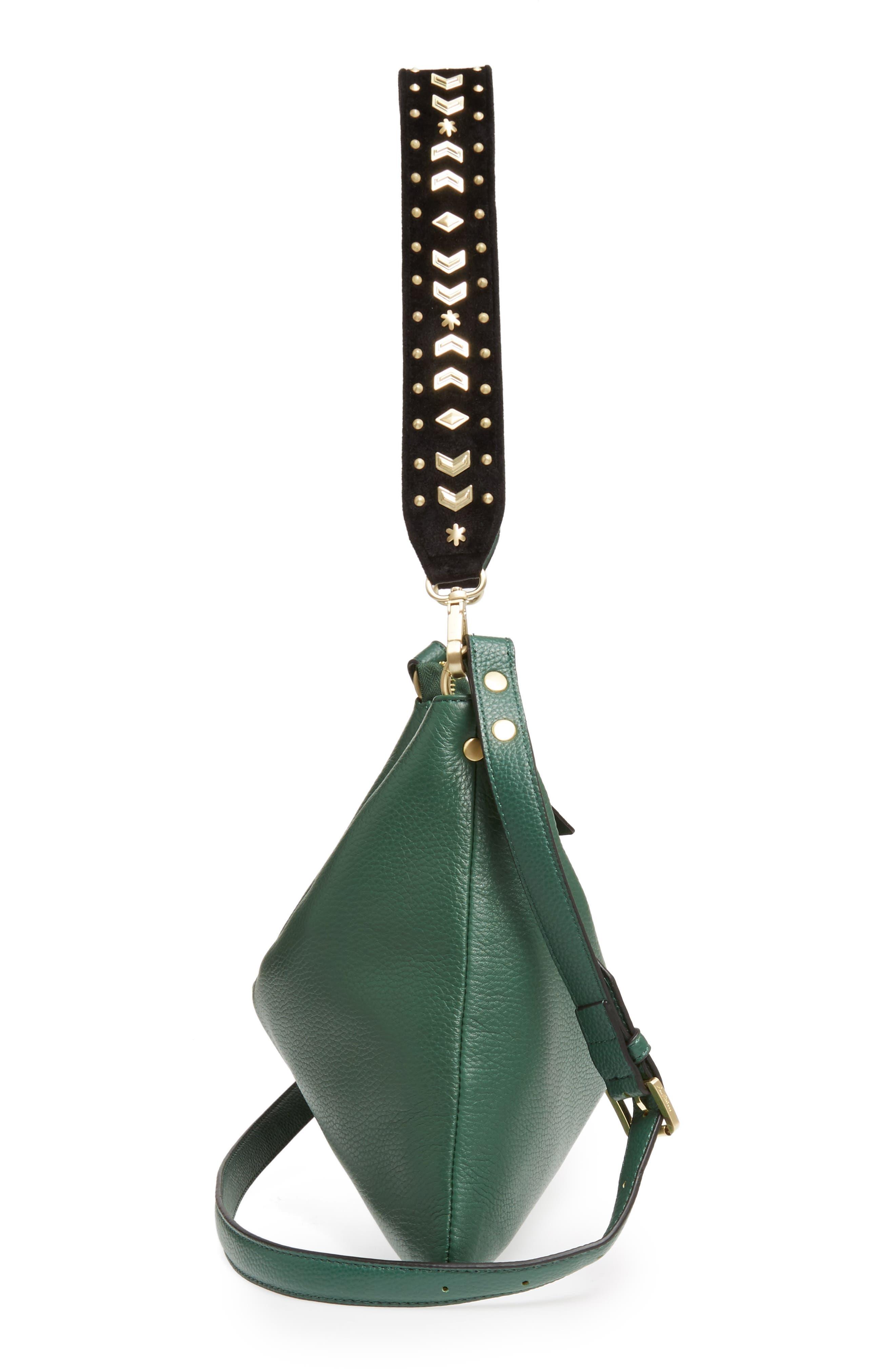 Alternate Image 4  - Sam Edelman Raelyn Leather Shoulder Bag
