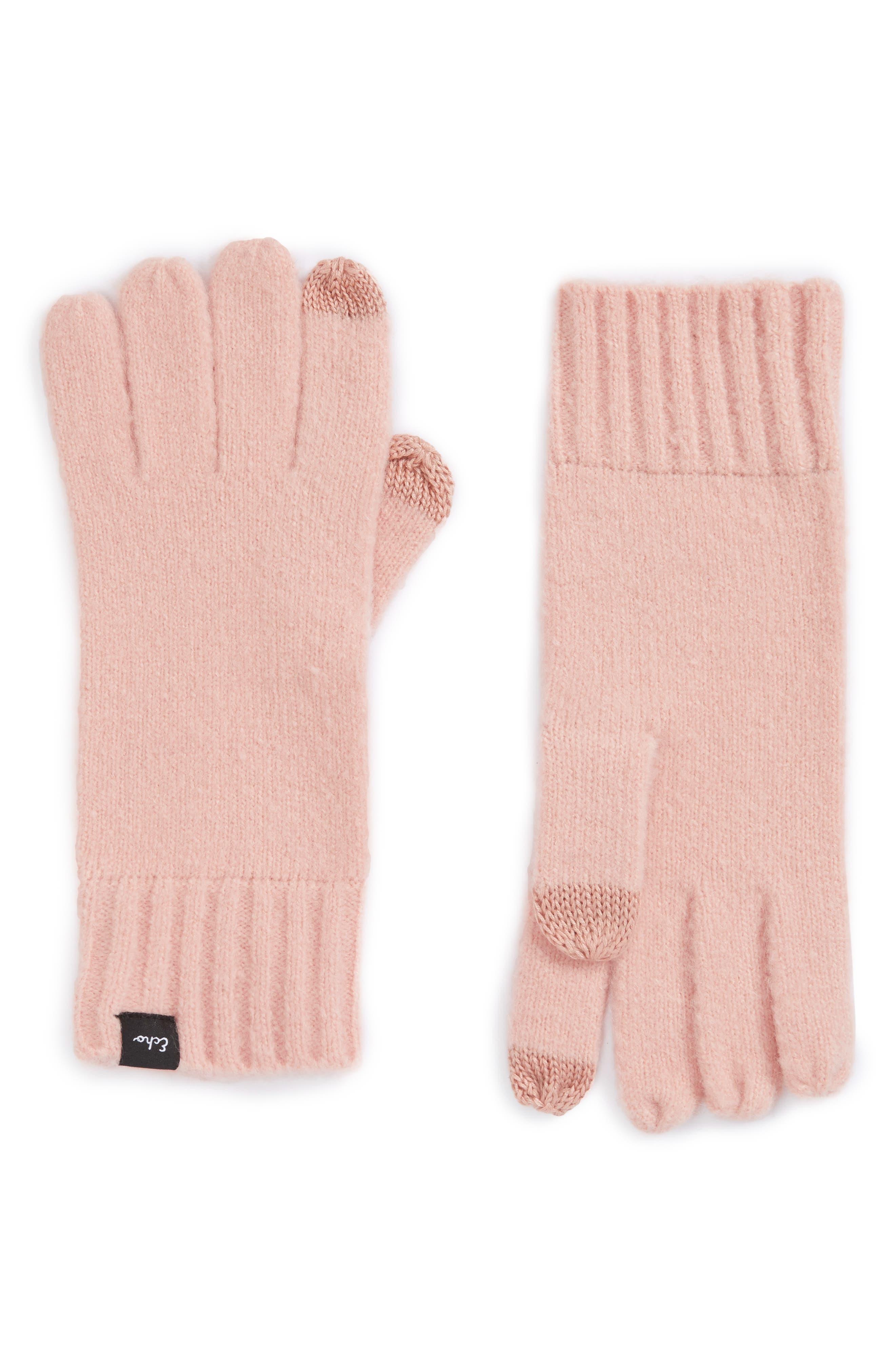 Echo 'Touch' Stretch Fleece Tech Gloves