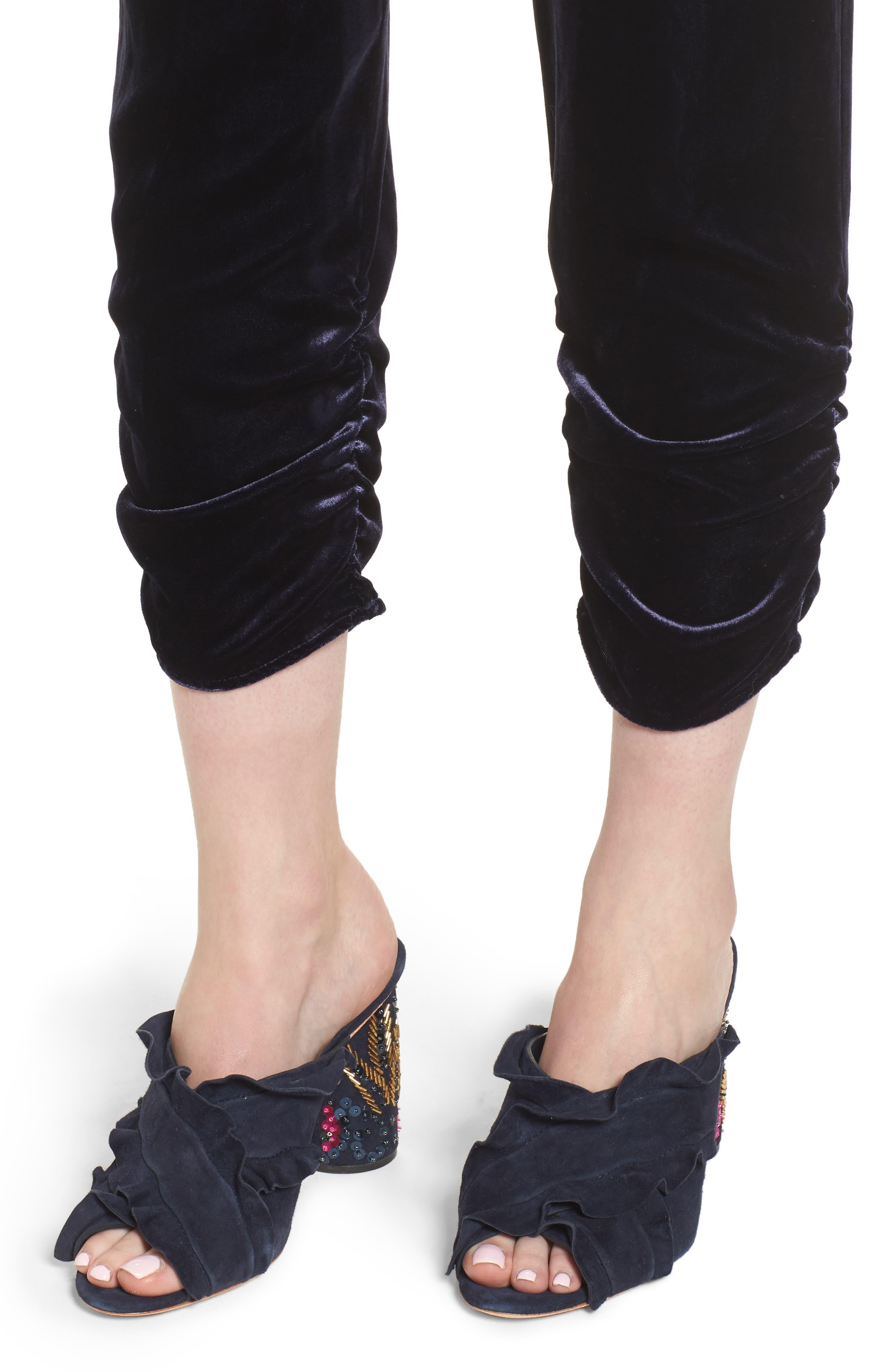 Alternate Image 4  - Parker Devlin Velvet Pants