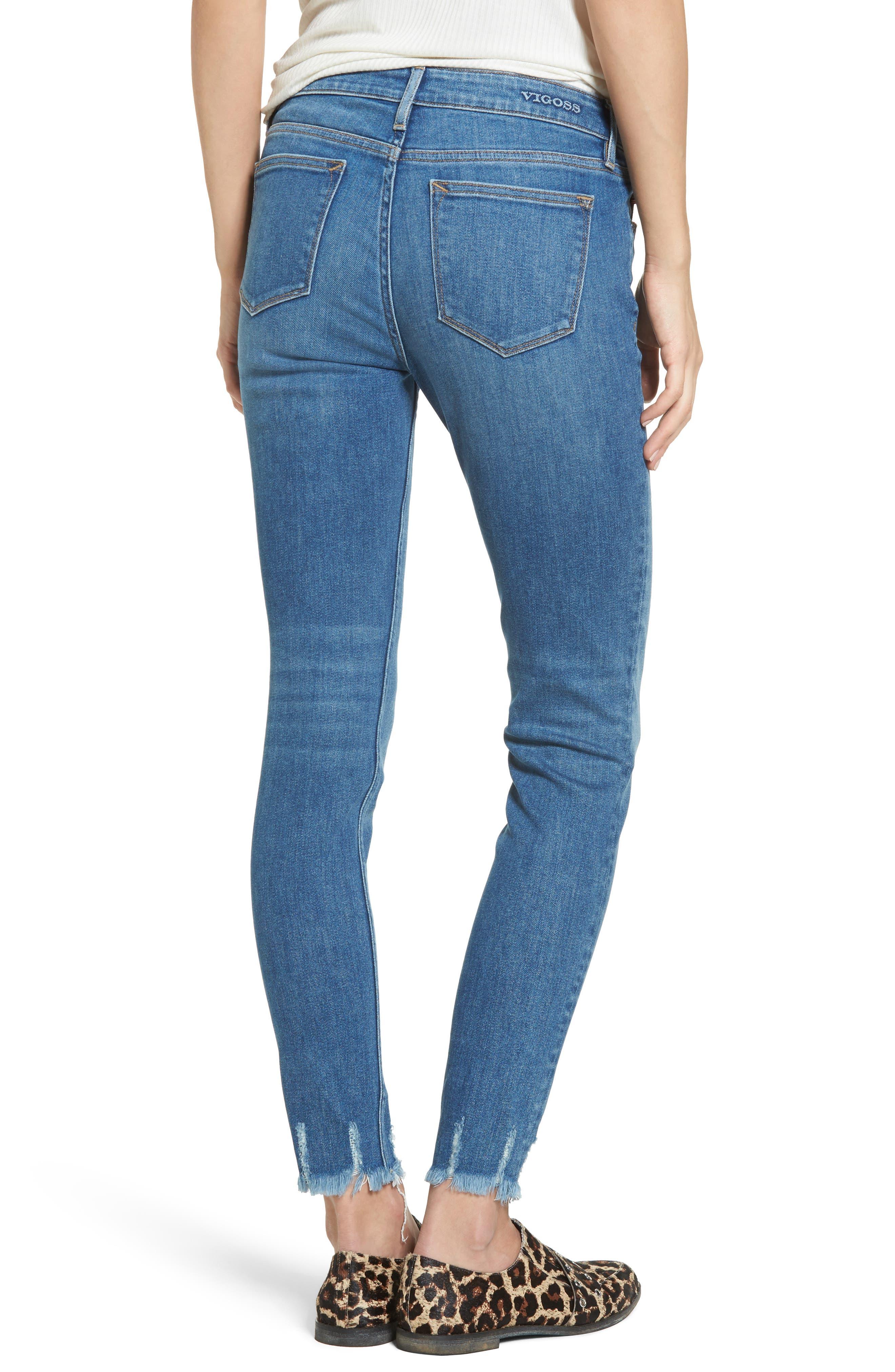 Alternate Image 2  - Vigoss Jagger Skinny Jeans