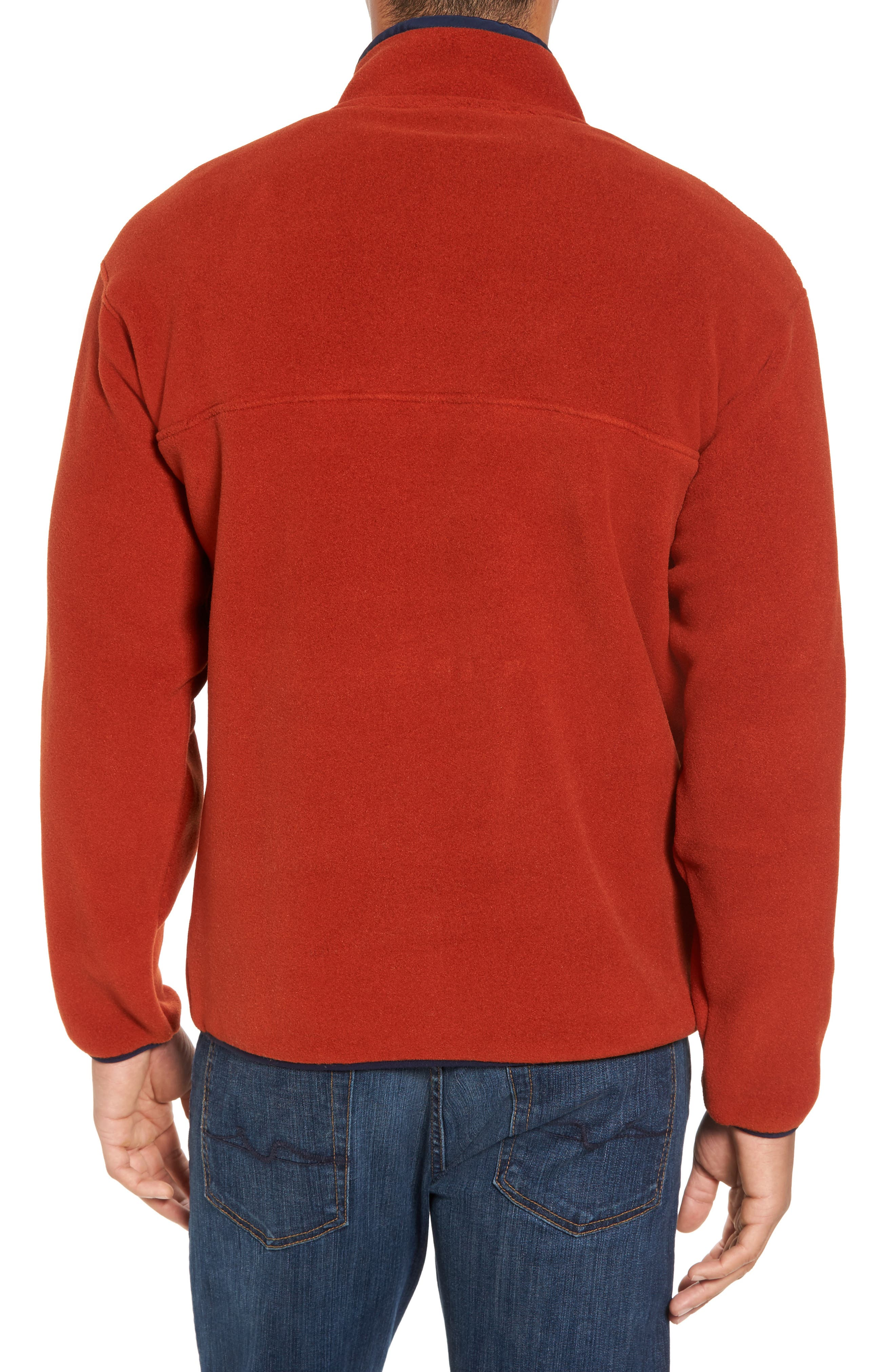Alternate Image 2  - Patagonia Synchilla® Snap-T® Pullover