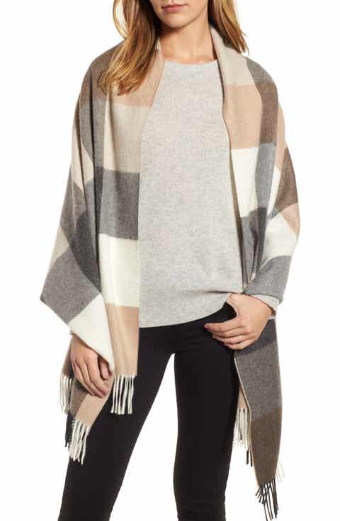 Cashmere Scarves, Wraps & Ponchos | Nordstrom
