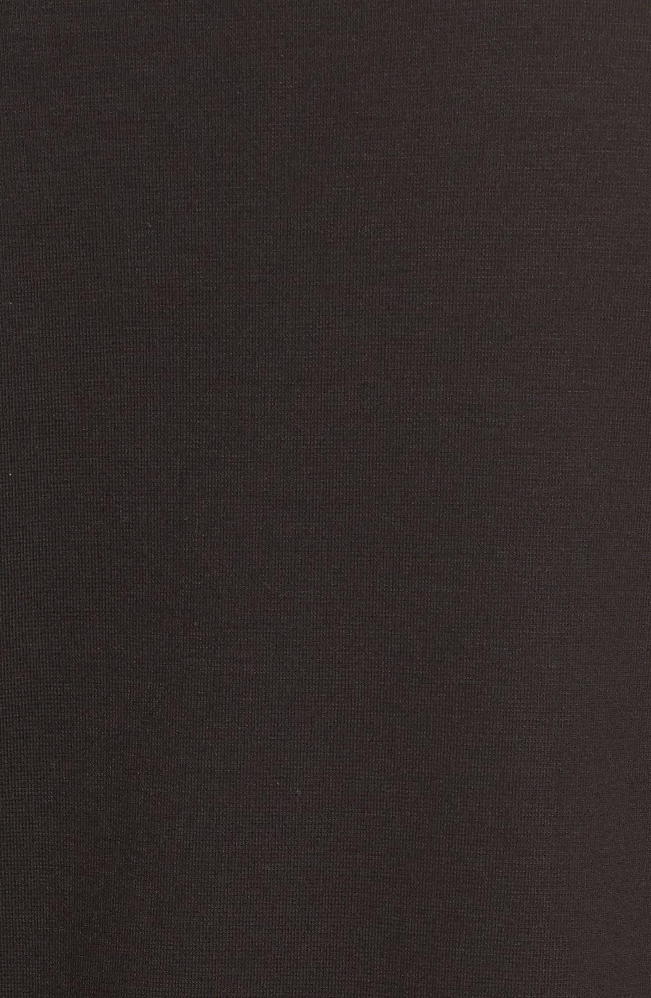 Alternate Image 5  - Halogen® Boatneck Asymmetrical Tunic