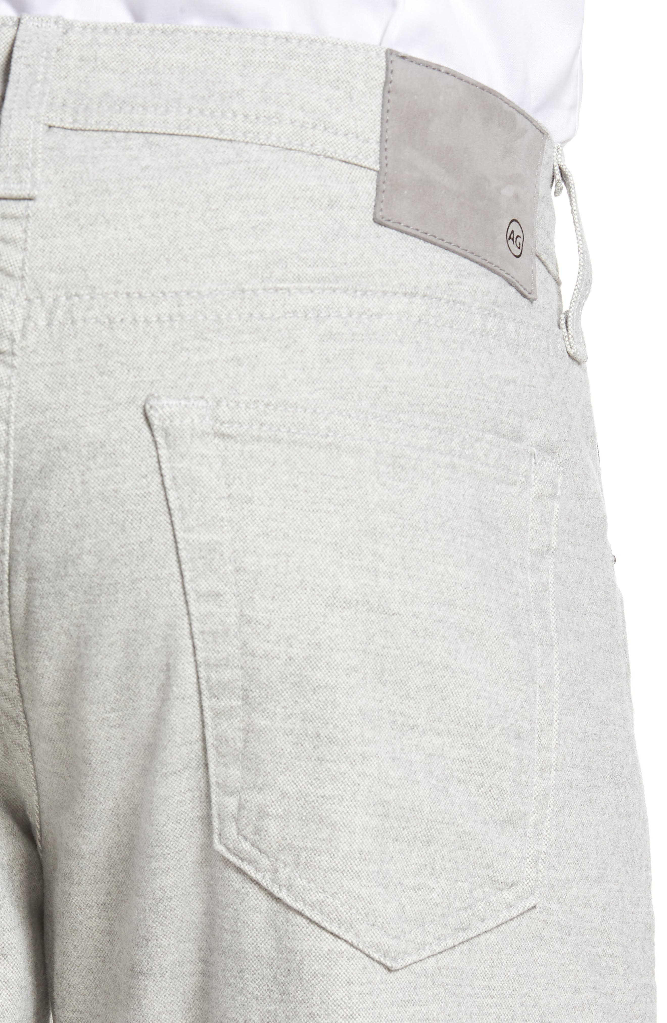 Alternate Image 4  - AG Graduate Tailored Five-Pocket Straight Leg Pants