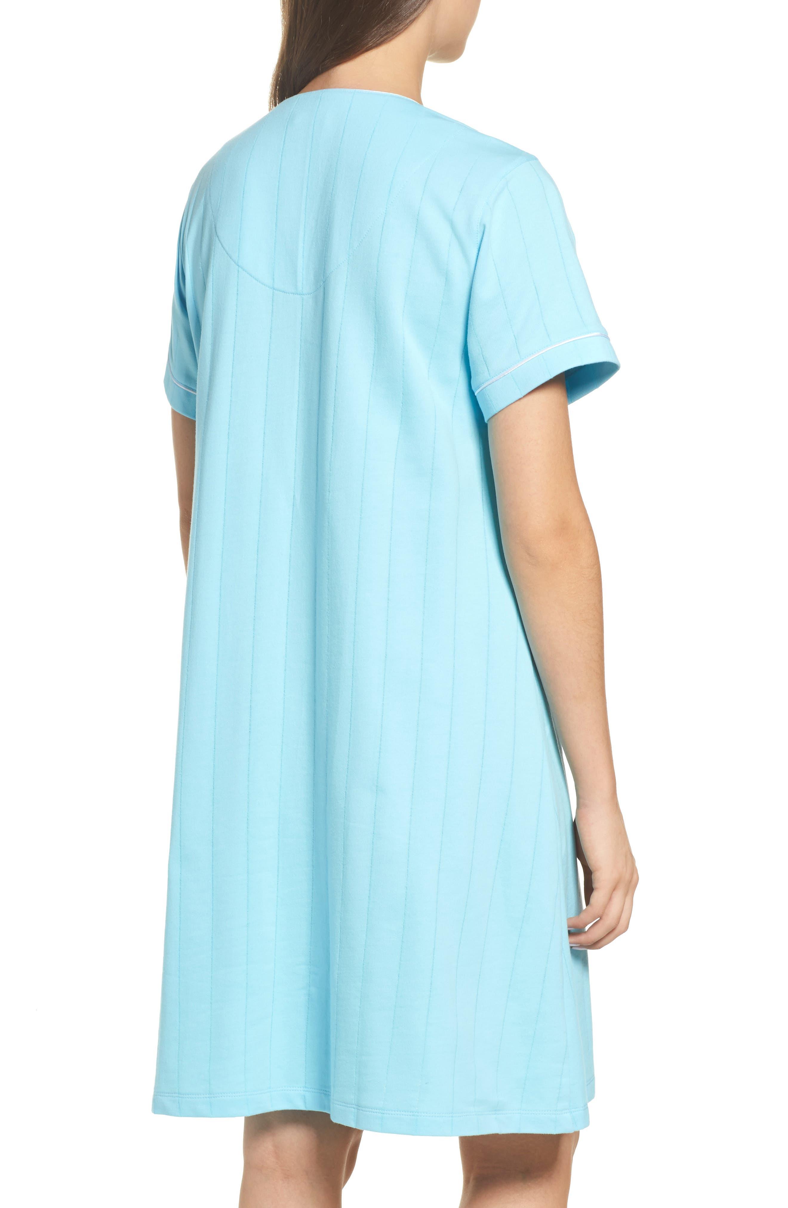 Alternate Image 2  - Eileen West Short Zip Robe