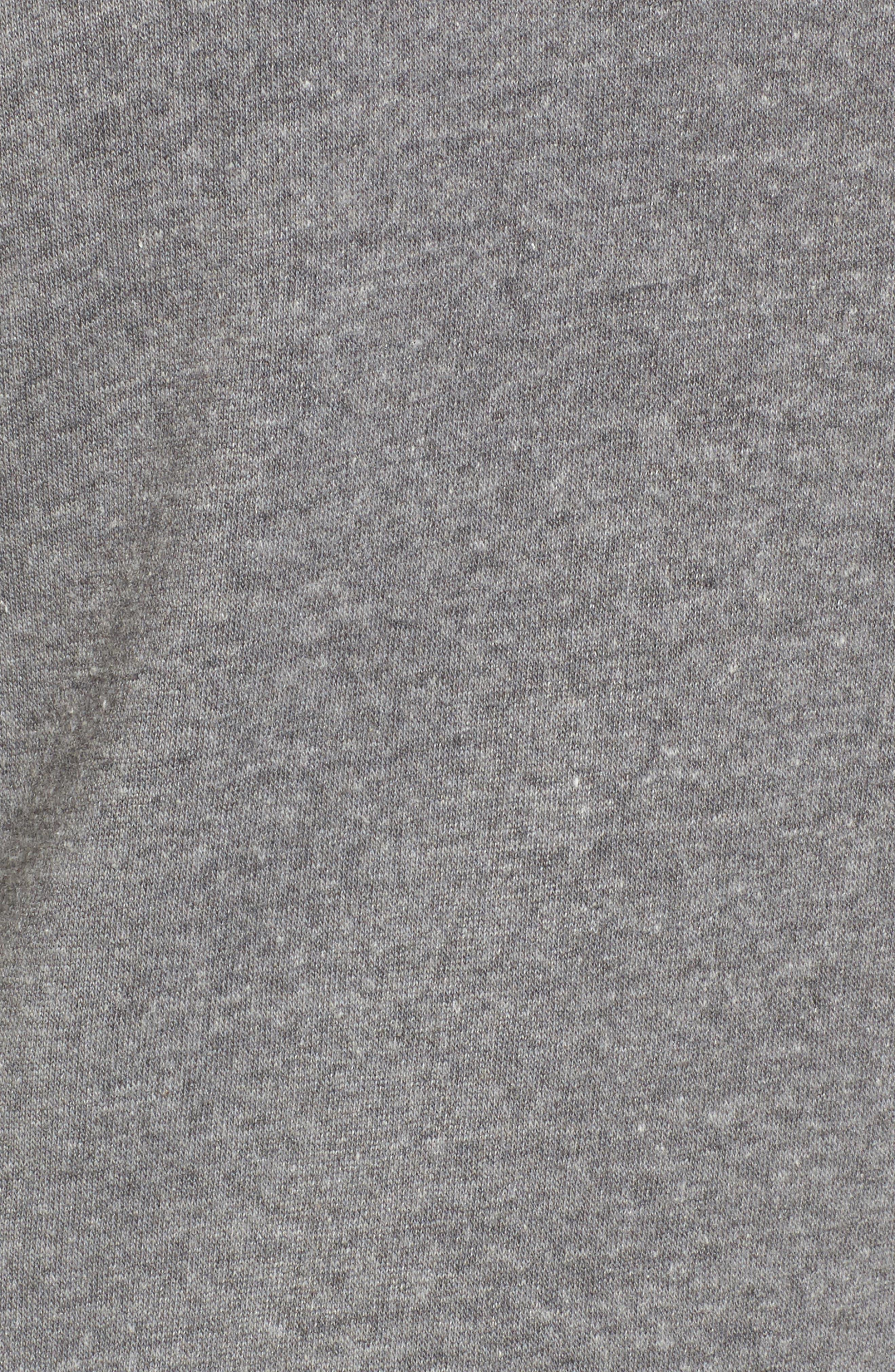Alternate Image 5  - Bow & Drape Sweet Dreams are Made of Cheese Sweatshirt