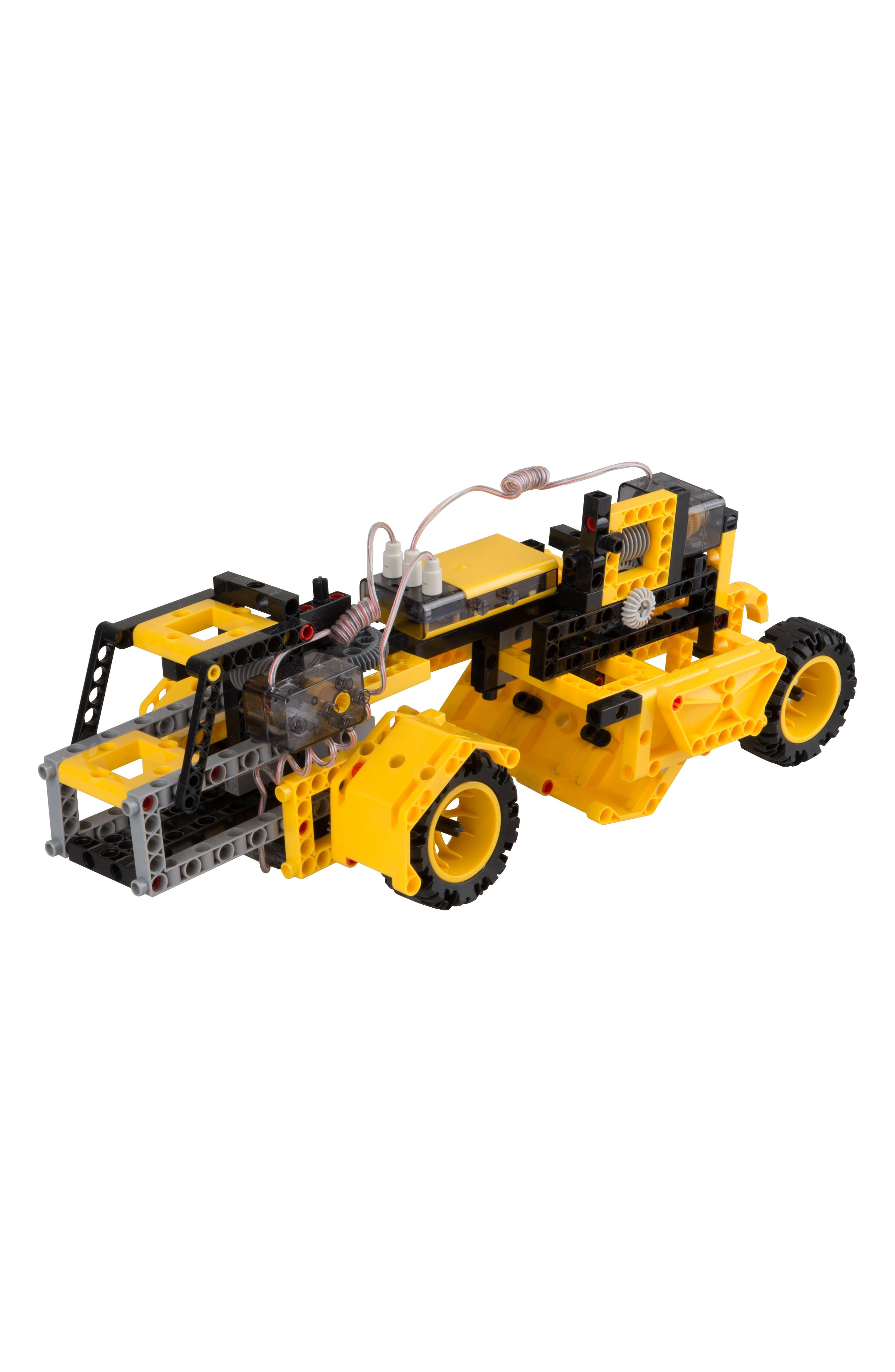 Alternate Image 5  - Thames & Kosmos Remote Control Machines Construction Vehicles Kit