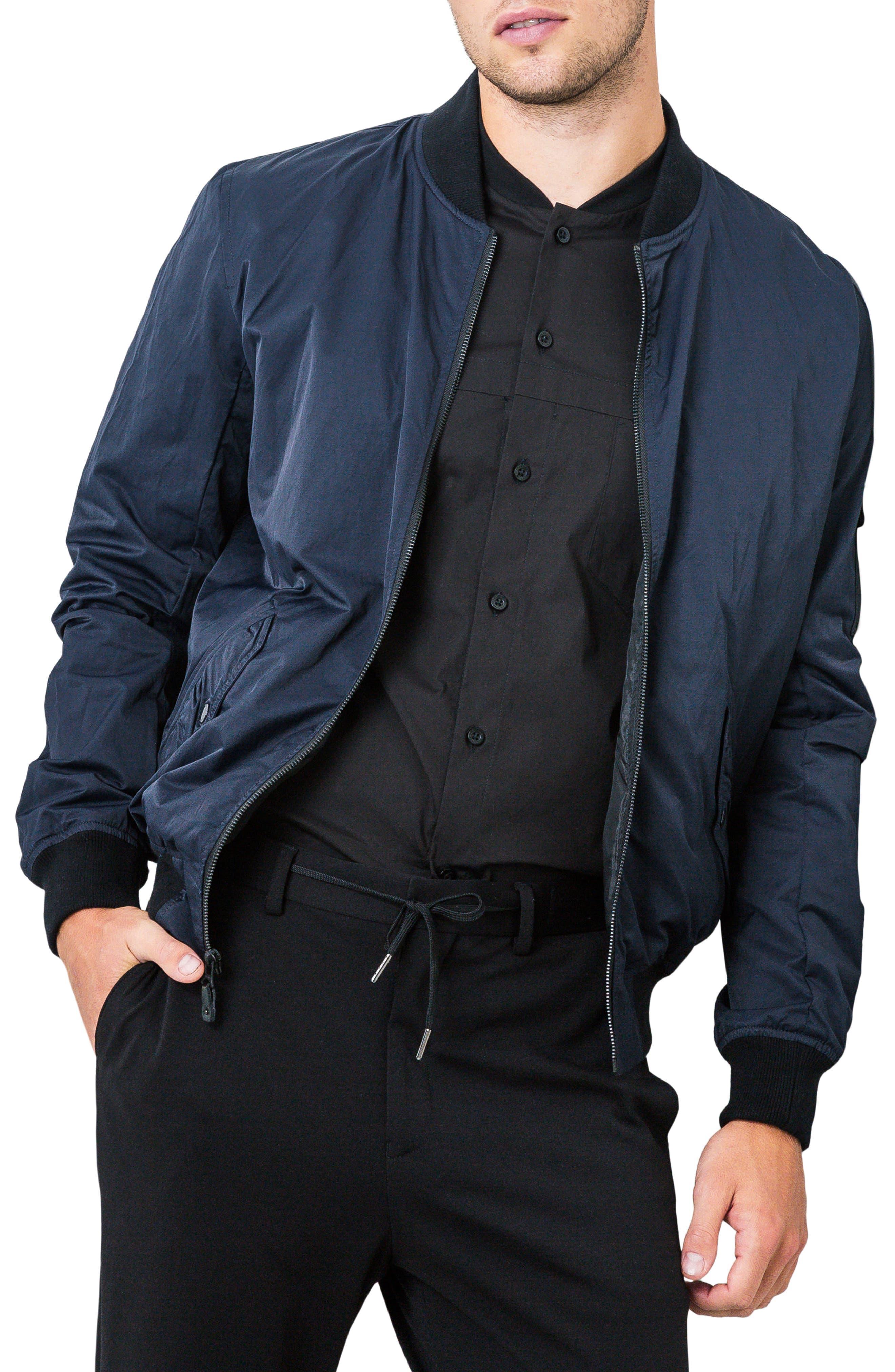 7 Diamonds Maverick Bomber Jacket