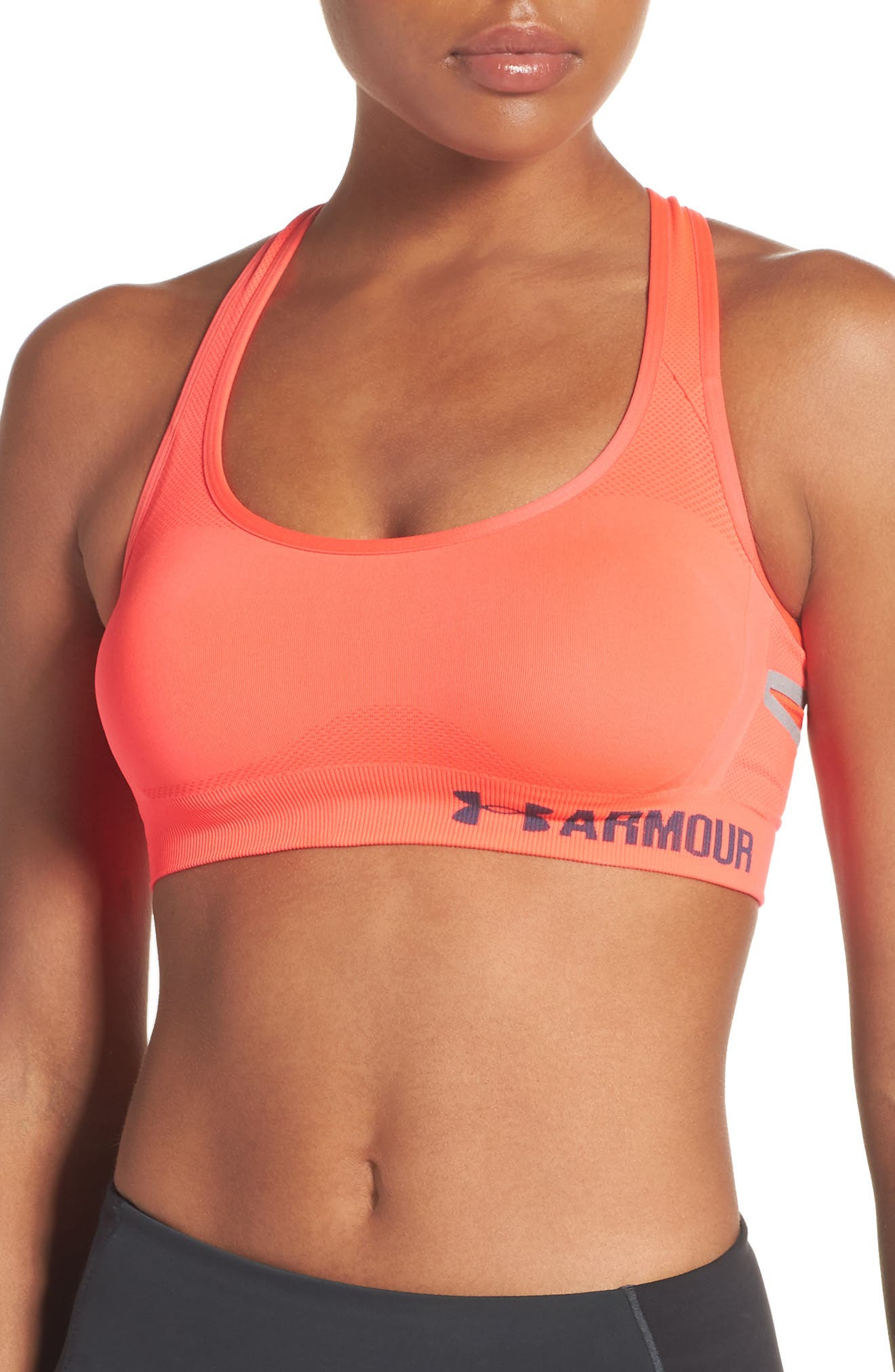 Under Armour Threadborne Crossback Bra