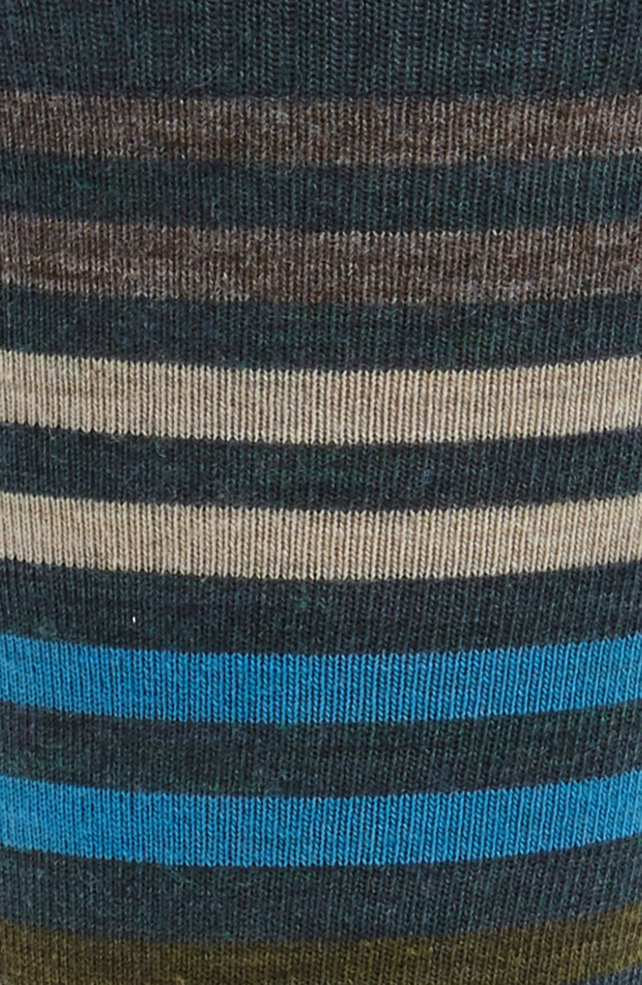 Alternate Image 2  - Smartwool 'Spruce Street' Stripe Merino Wool Blend Socks