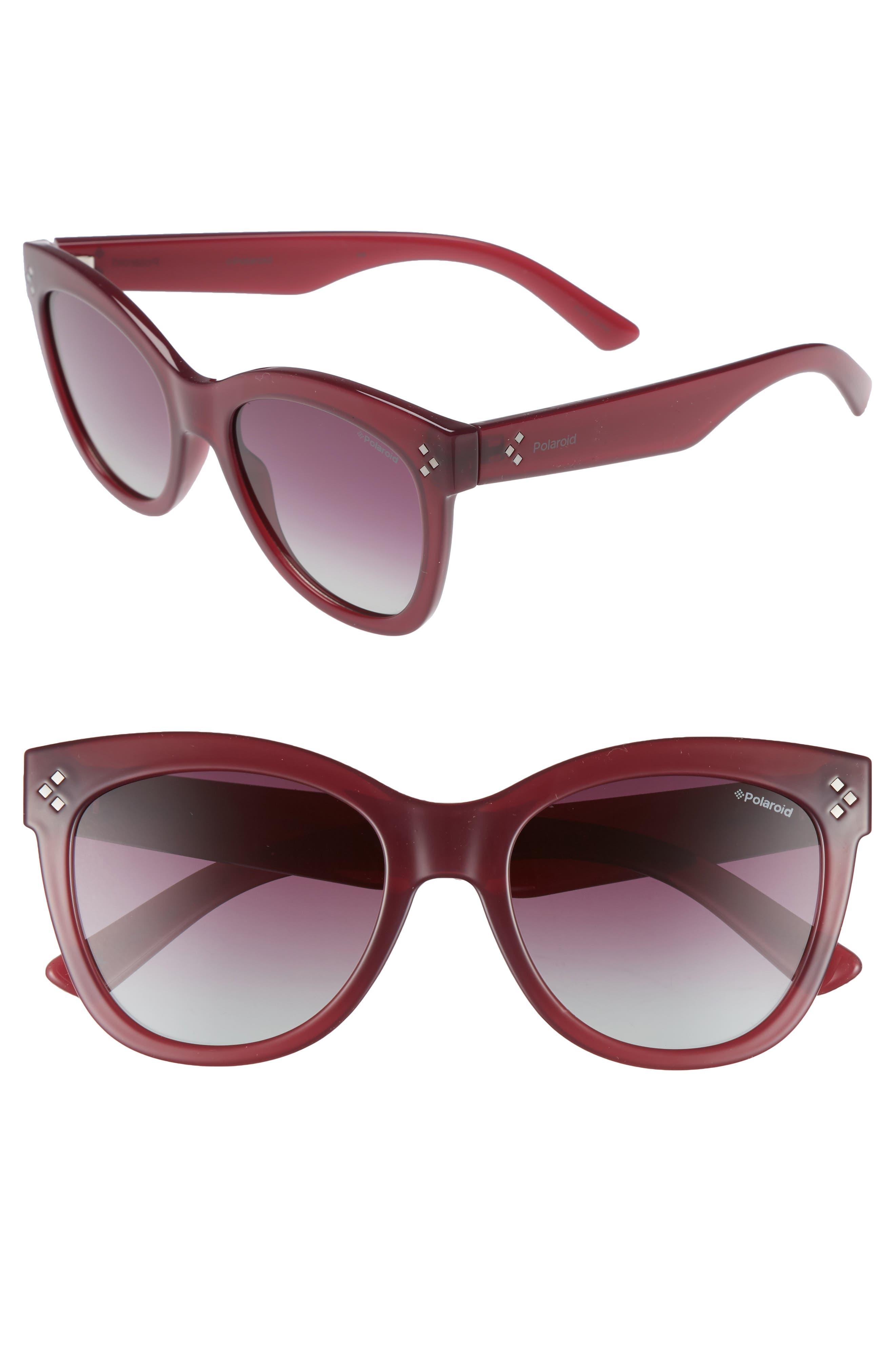 Alternate Image 1 Selected - Polaroid 54mm Polarized Sunglasses