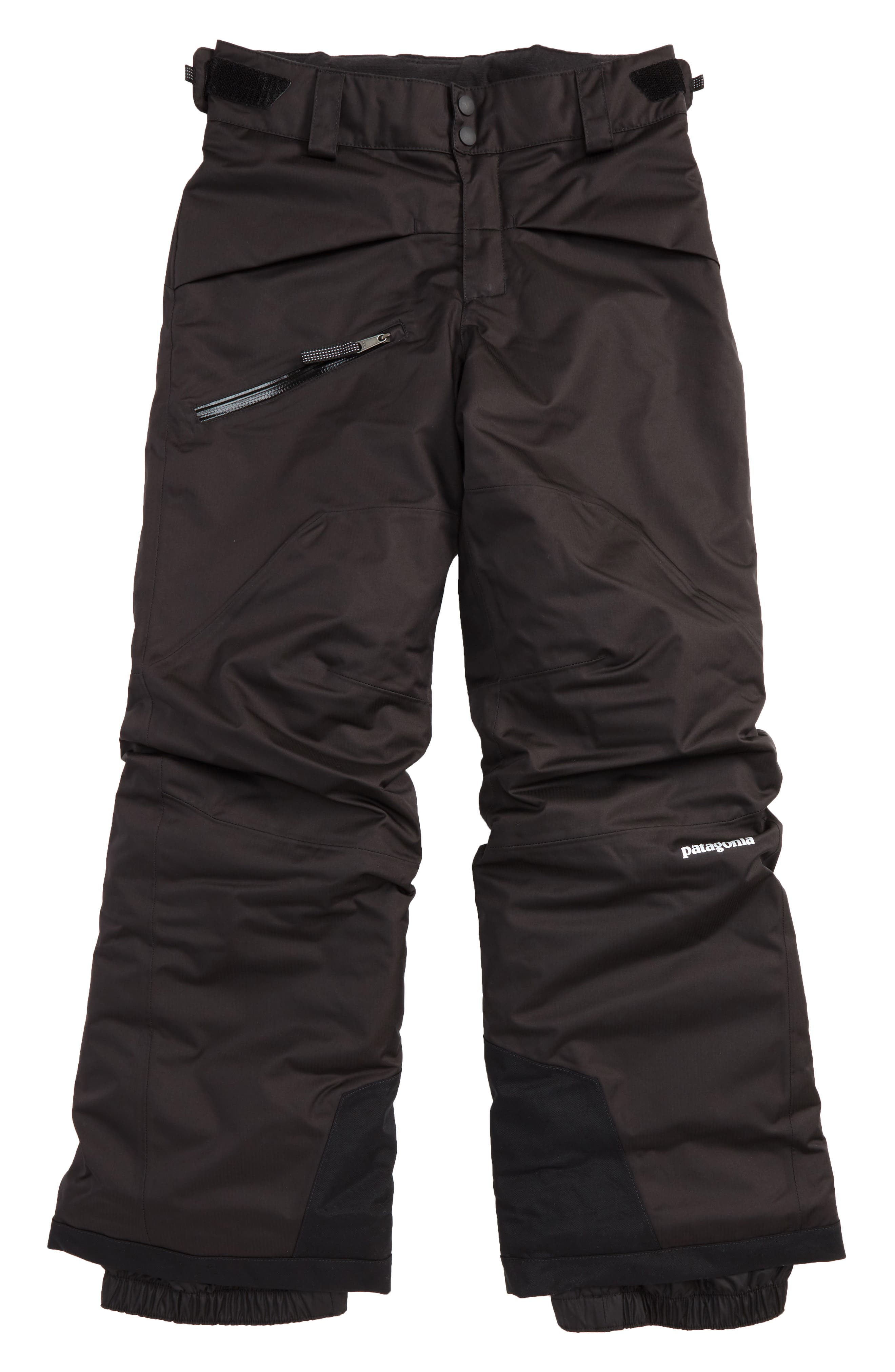 Snowshot Insulated Snow Pants,                         Main,                         color, Black