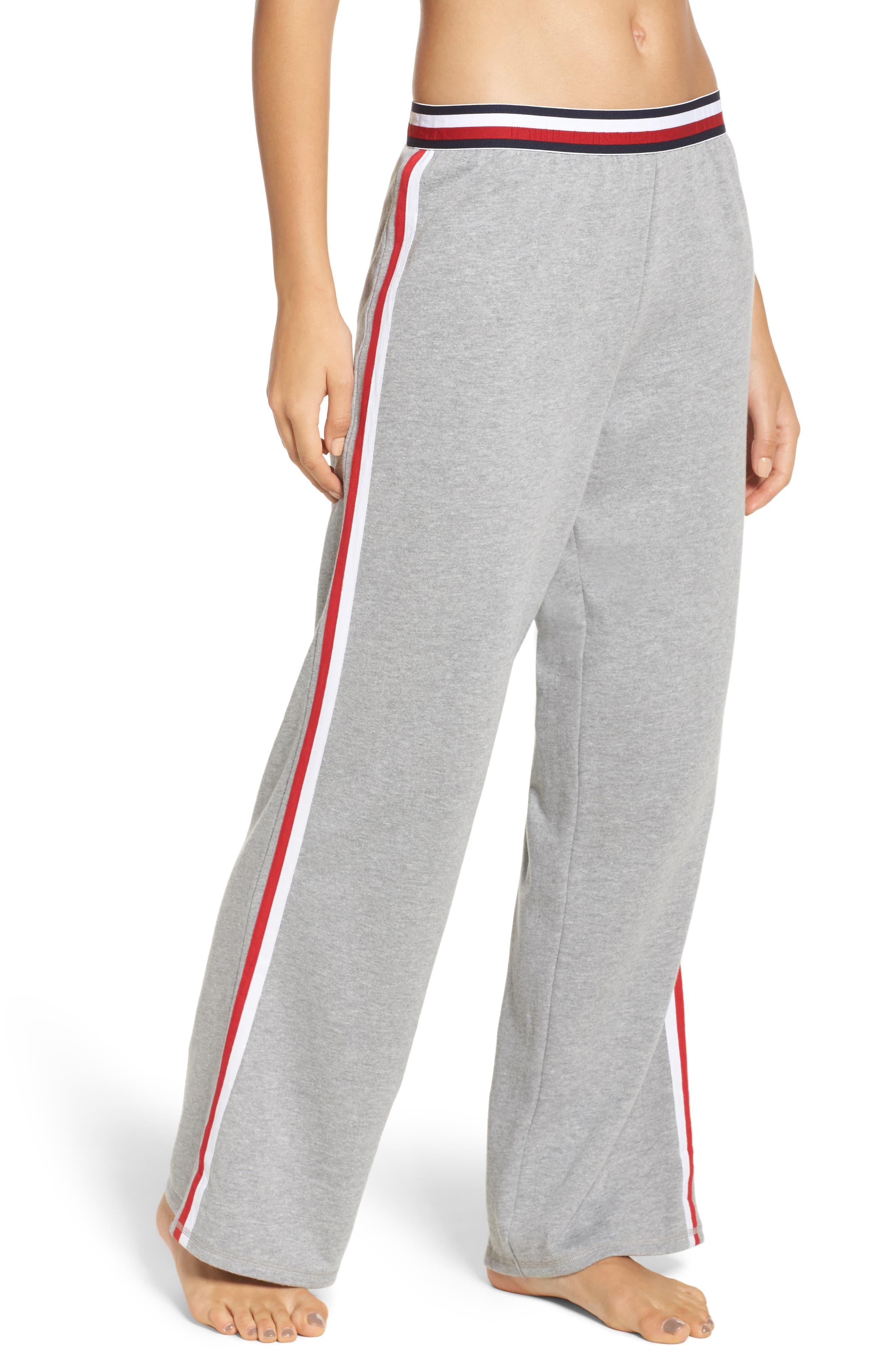 Lounge Pants,                         Main,                         color, Heather Grey