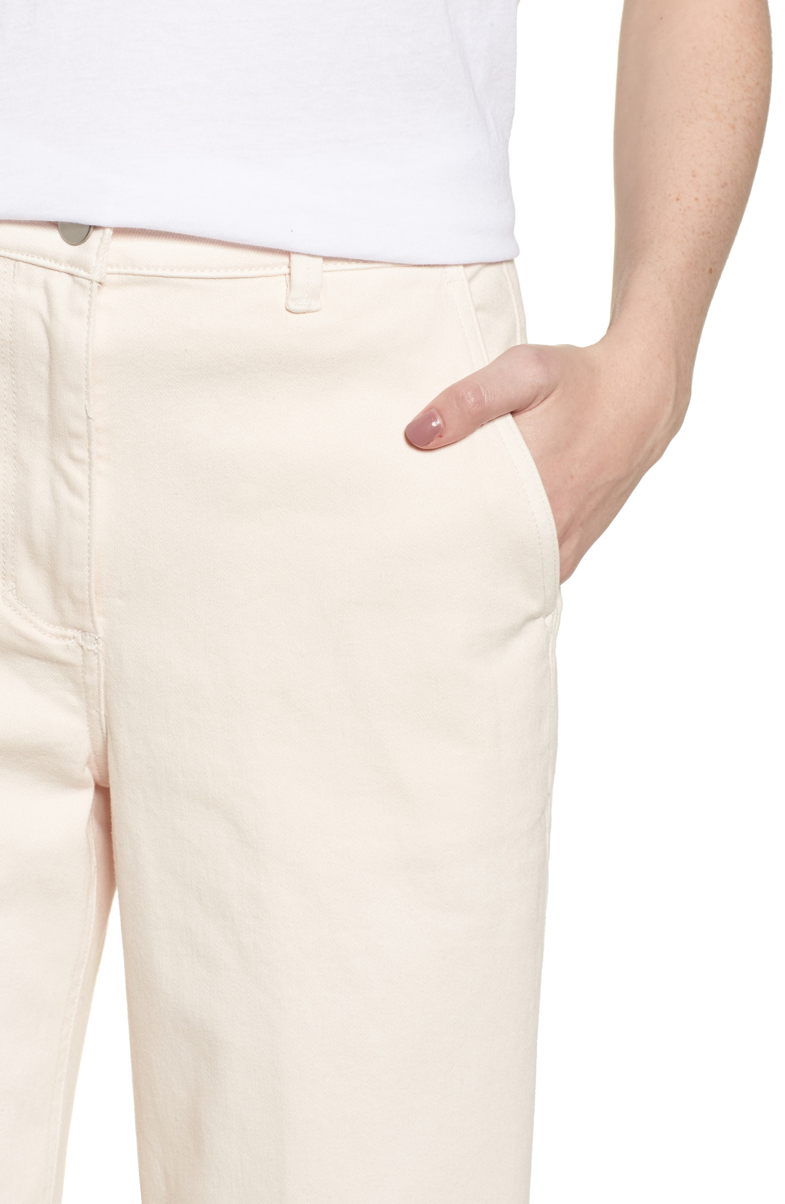 Alternate Image 4  - Everlane The Wide Leg Crop Pants