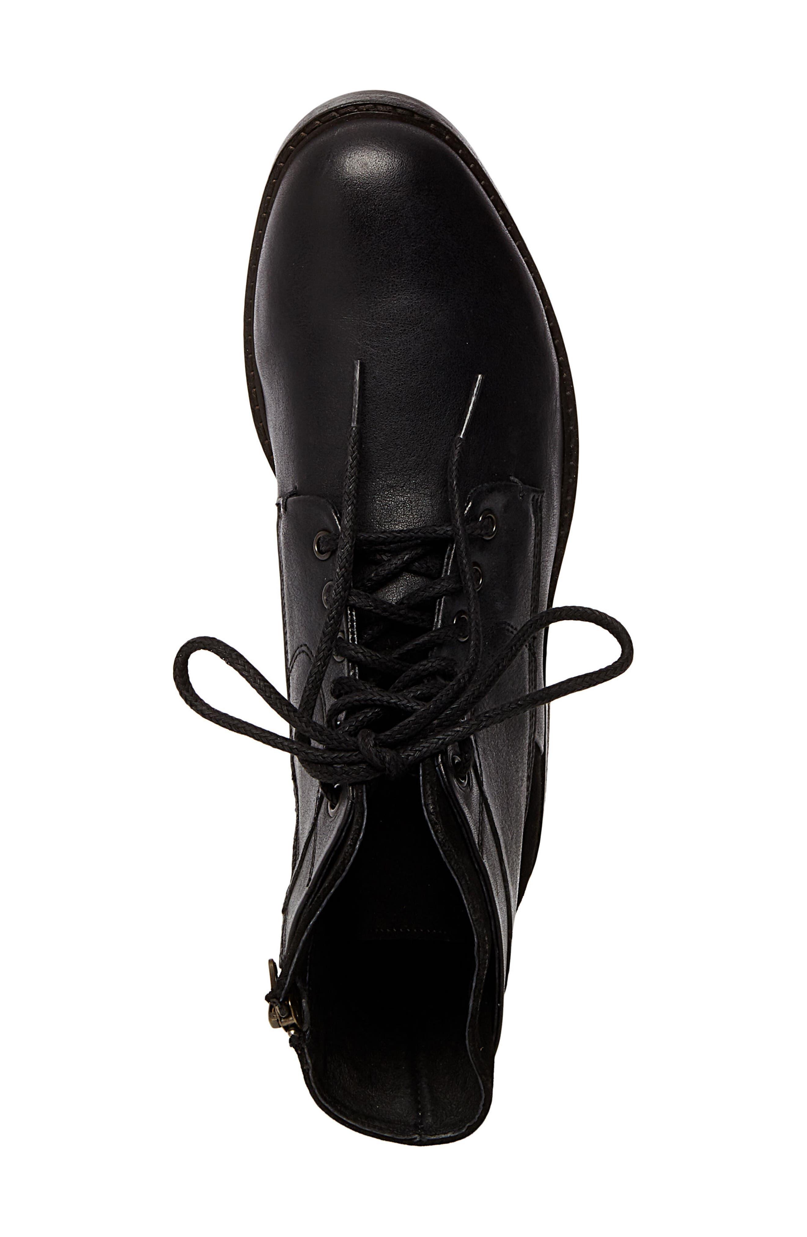 Alternate Image 5  - Steve Madden Hardin Plain Toe Boot (Men)