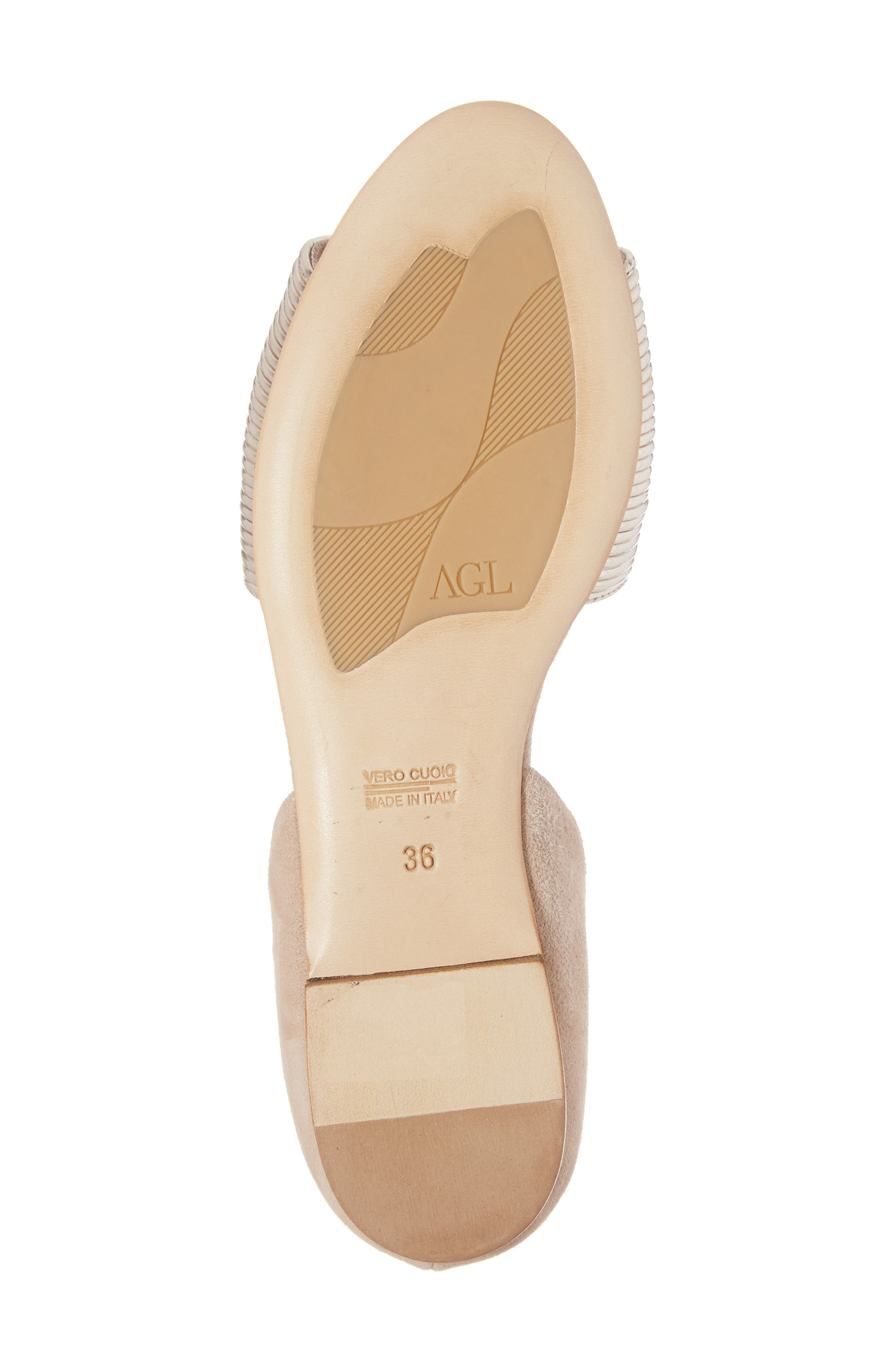 Alternate Image 6  - AGL d'Orsay Flat (Women)