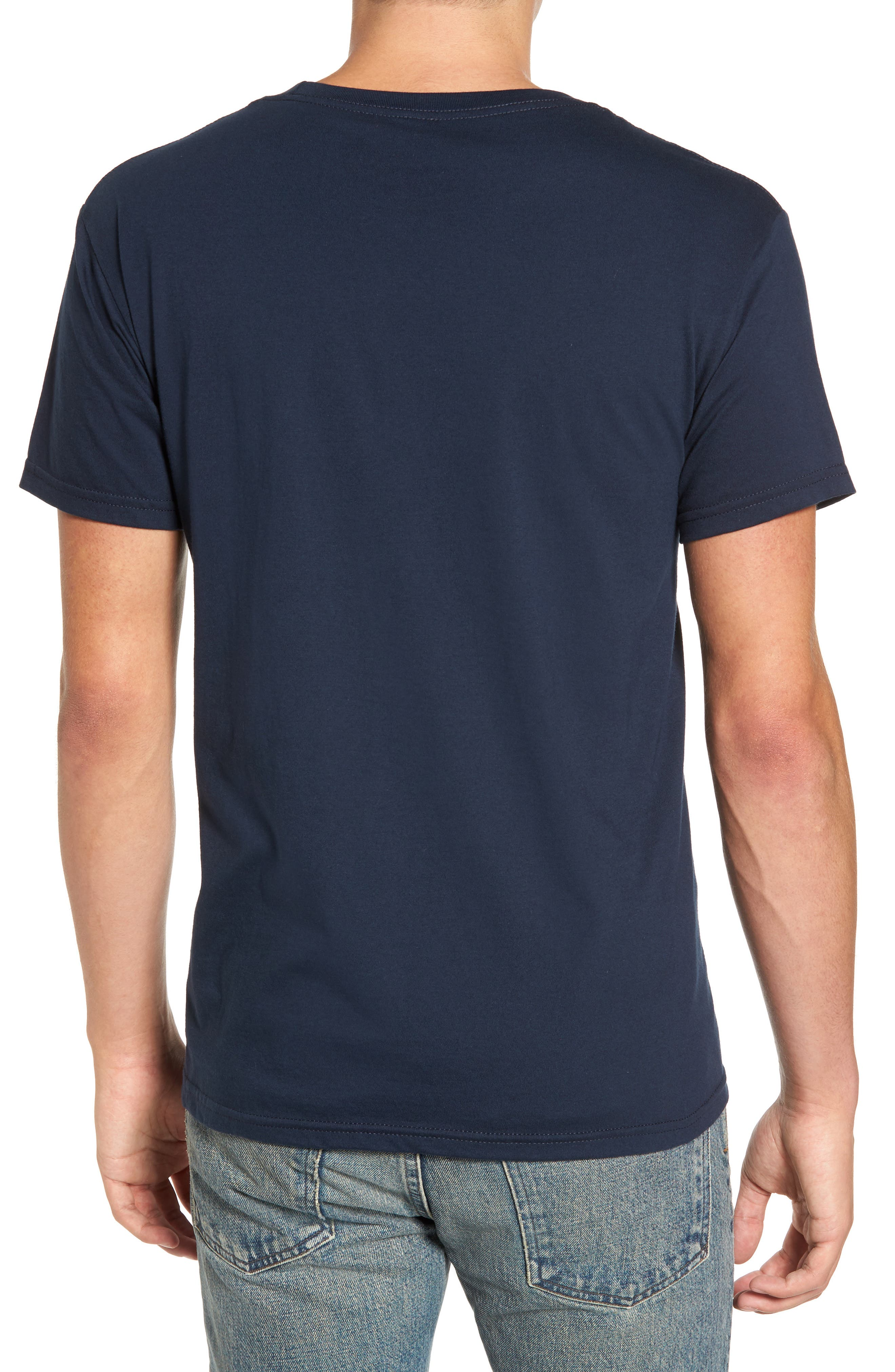 Rider Graphic T-Shirt,                             Alternate thumbnail 2, color,                             Navy