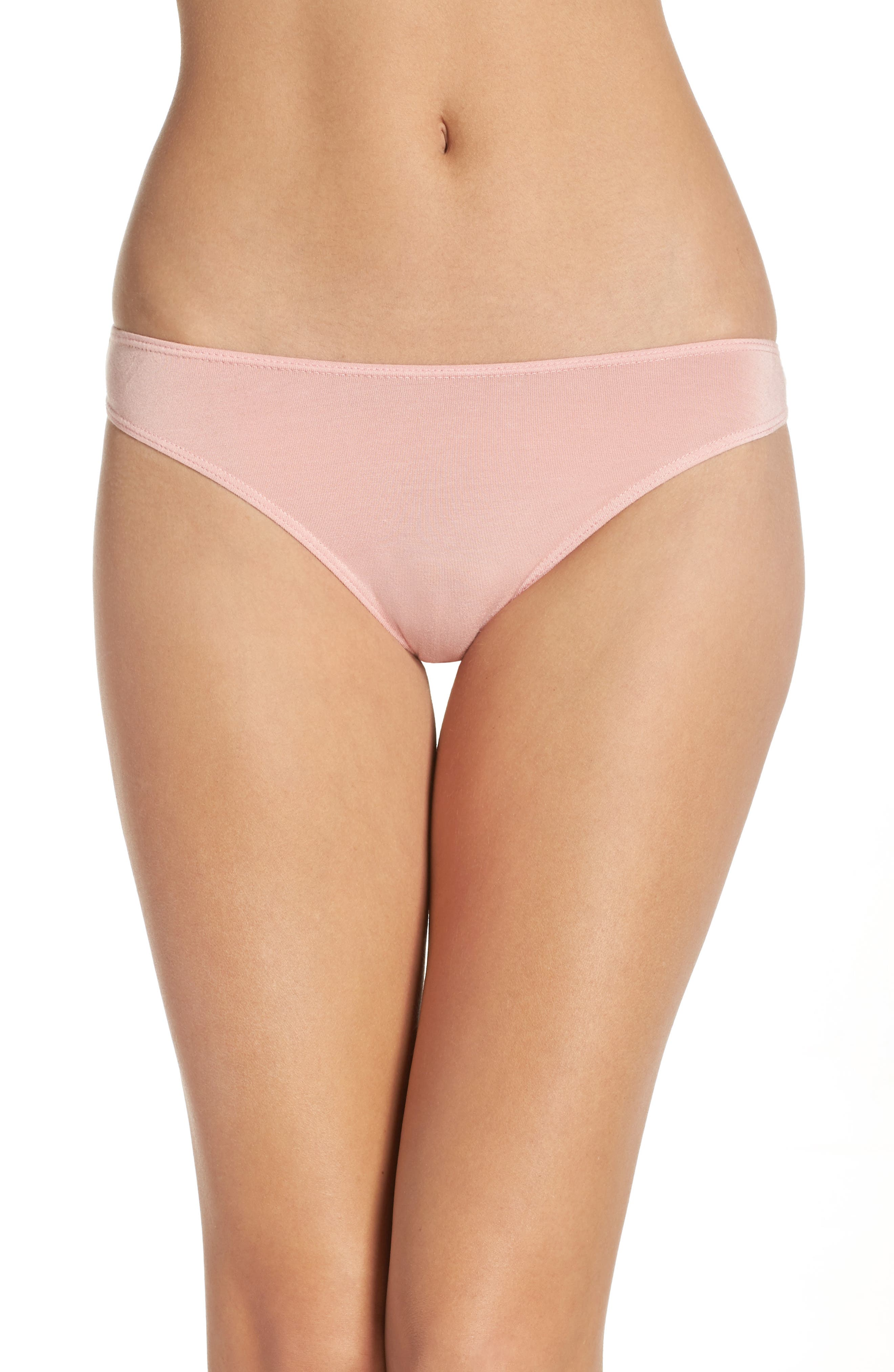 Thong,                         Main,                         color, Dream Pink
