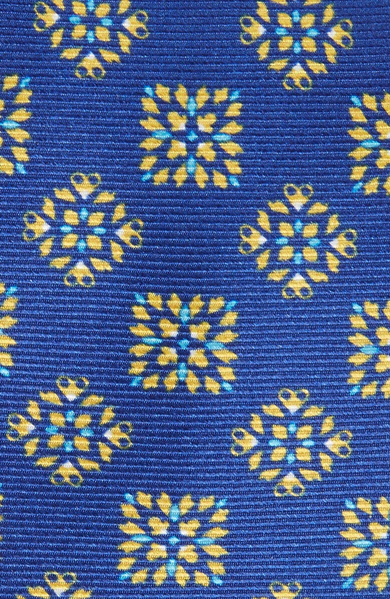 Alternate Image 2  - Ted Baker London Medallion Silk Tie