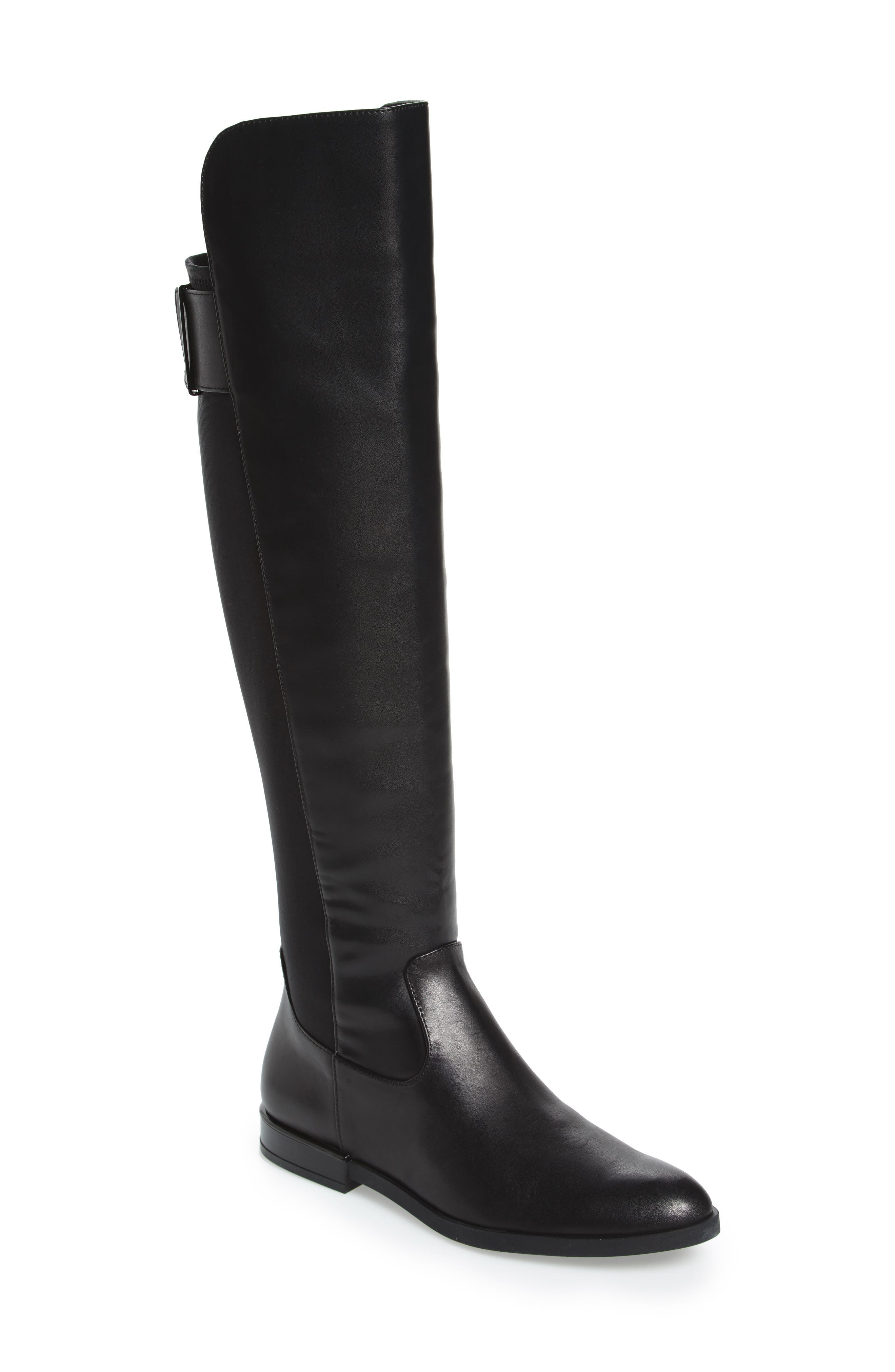 Calvin Klein Priya Over the Knee Boot (Women)
