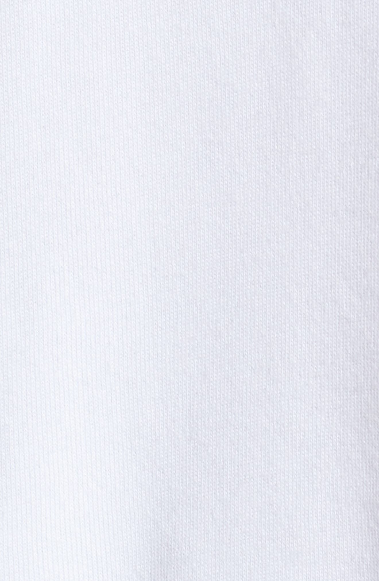 Alternate Image 5  - Wildfox Anti-Social Butterfly Sweatshirt
