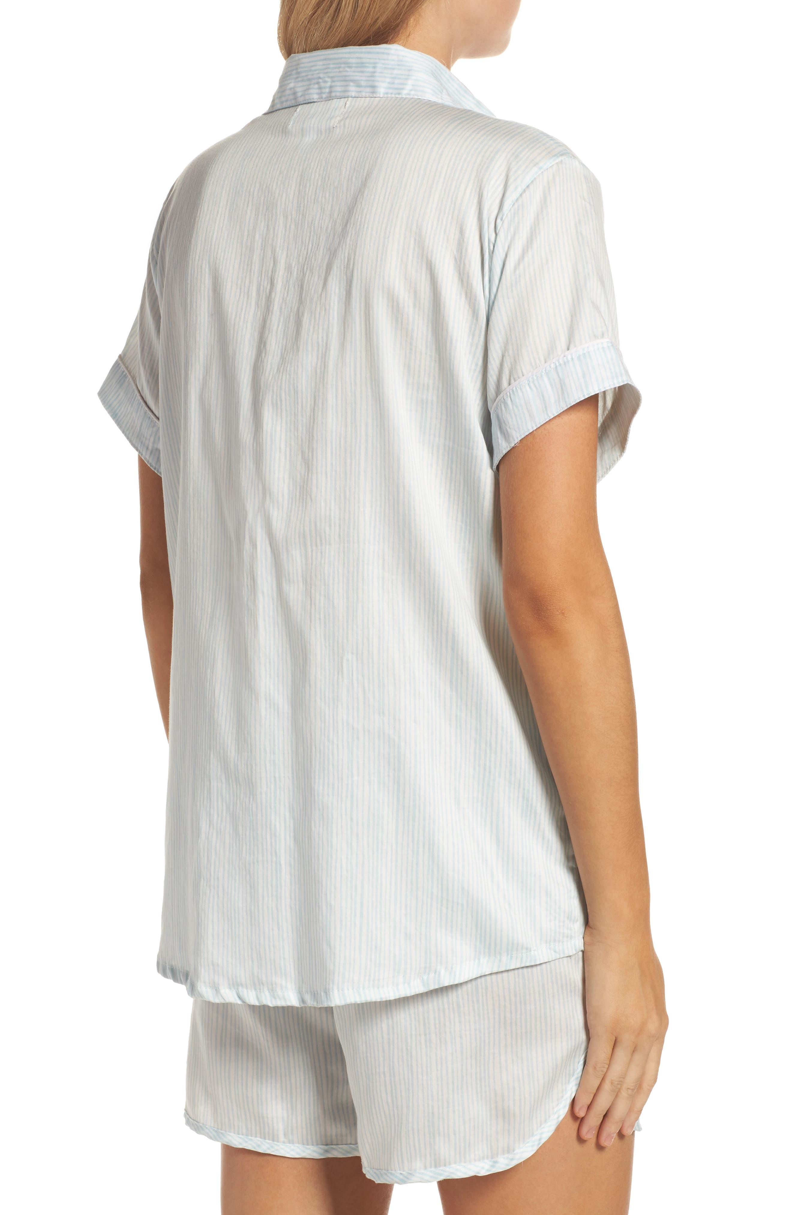 Alternate Image 2  - Chalmers Kit Short Pajamas
